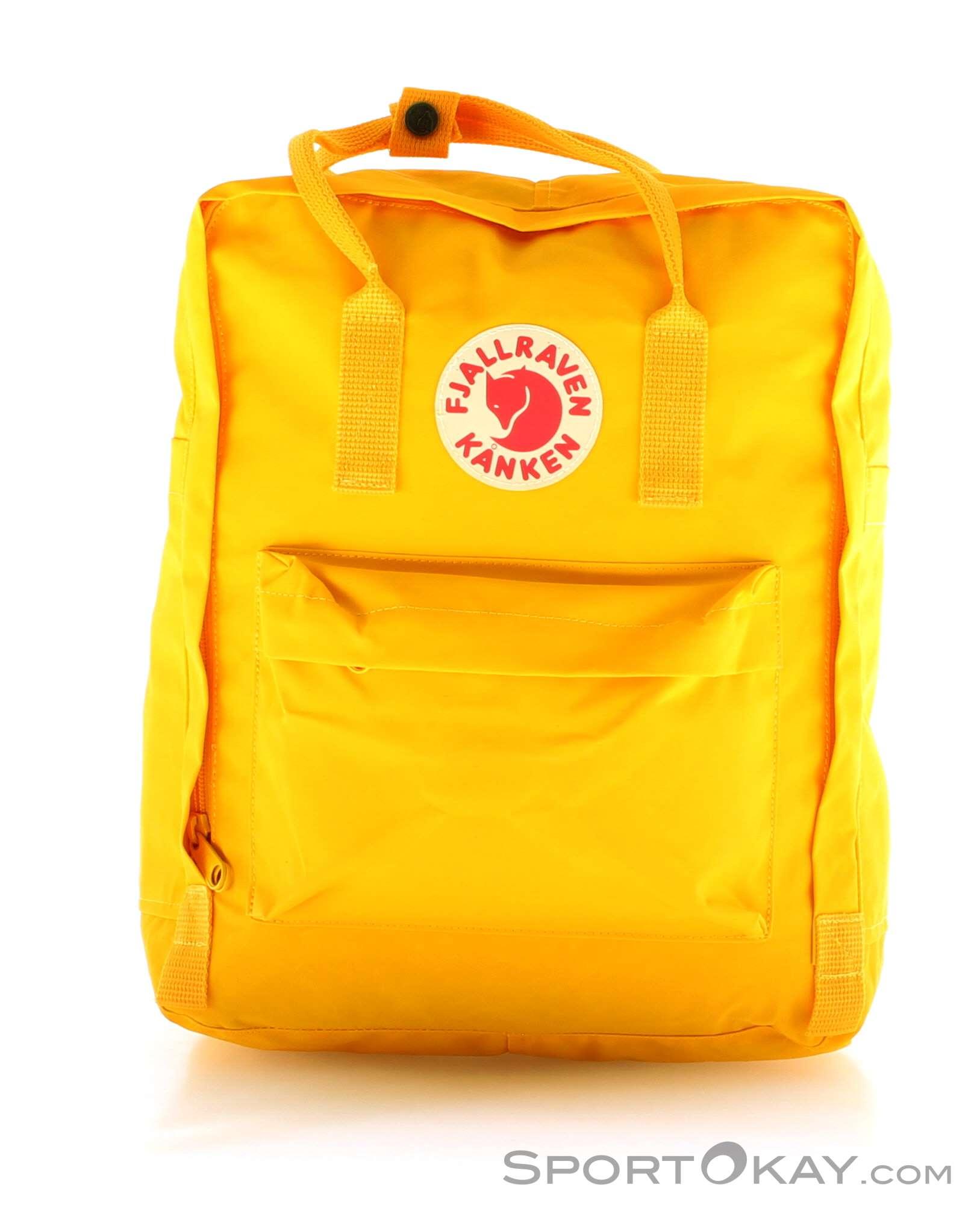 rucksack fjällräven gelb
