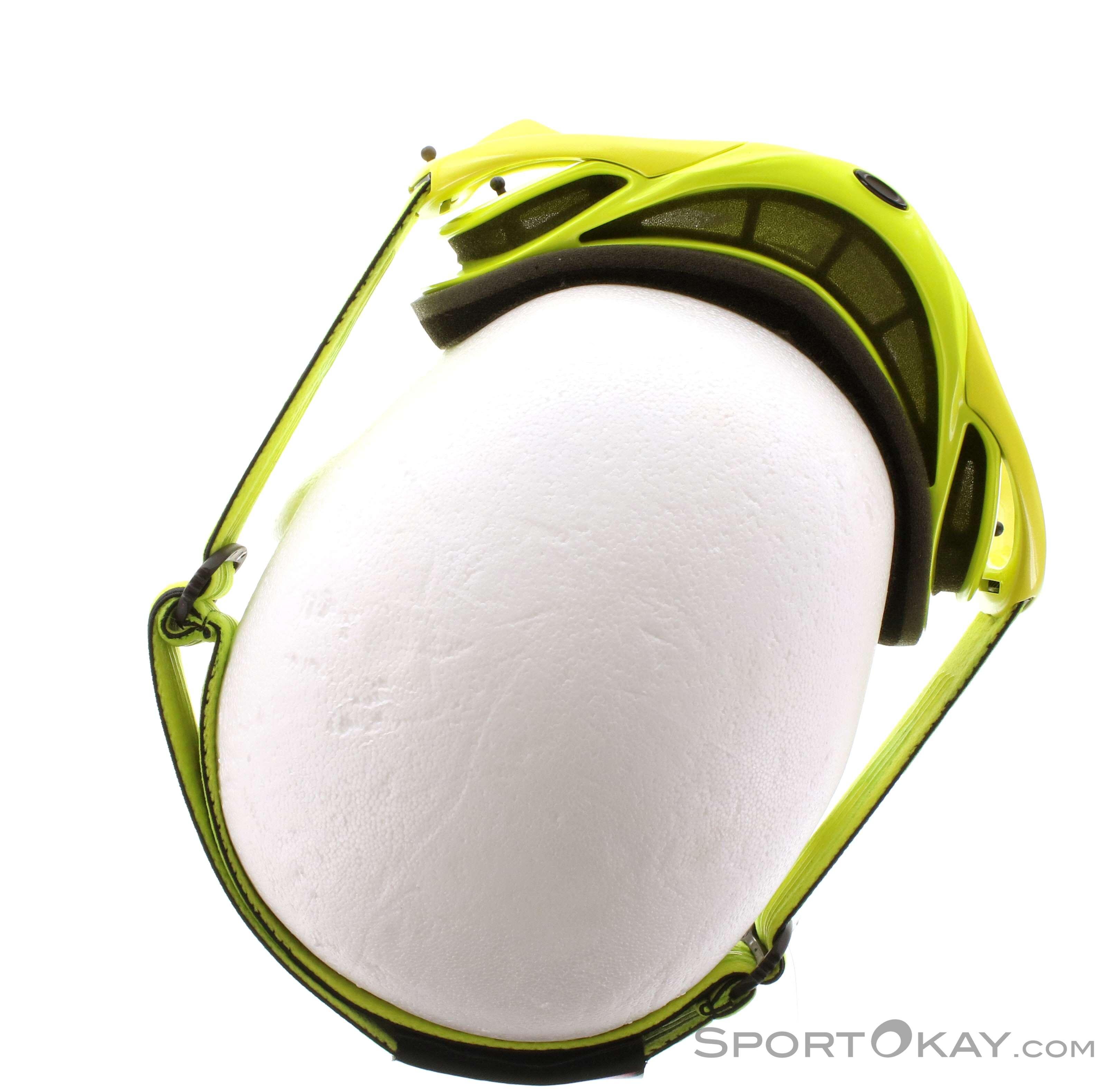 e62b11c5500 Oakley Oakley MX Crowbar MX Heritage Racer Green Downhill Goggles