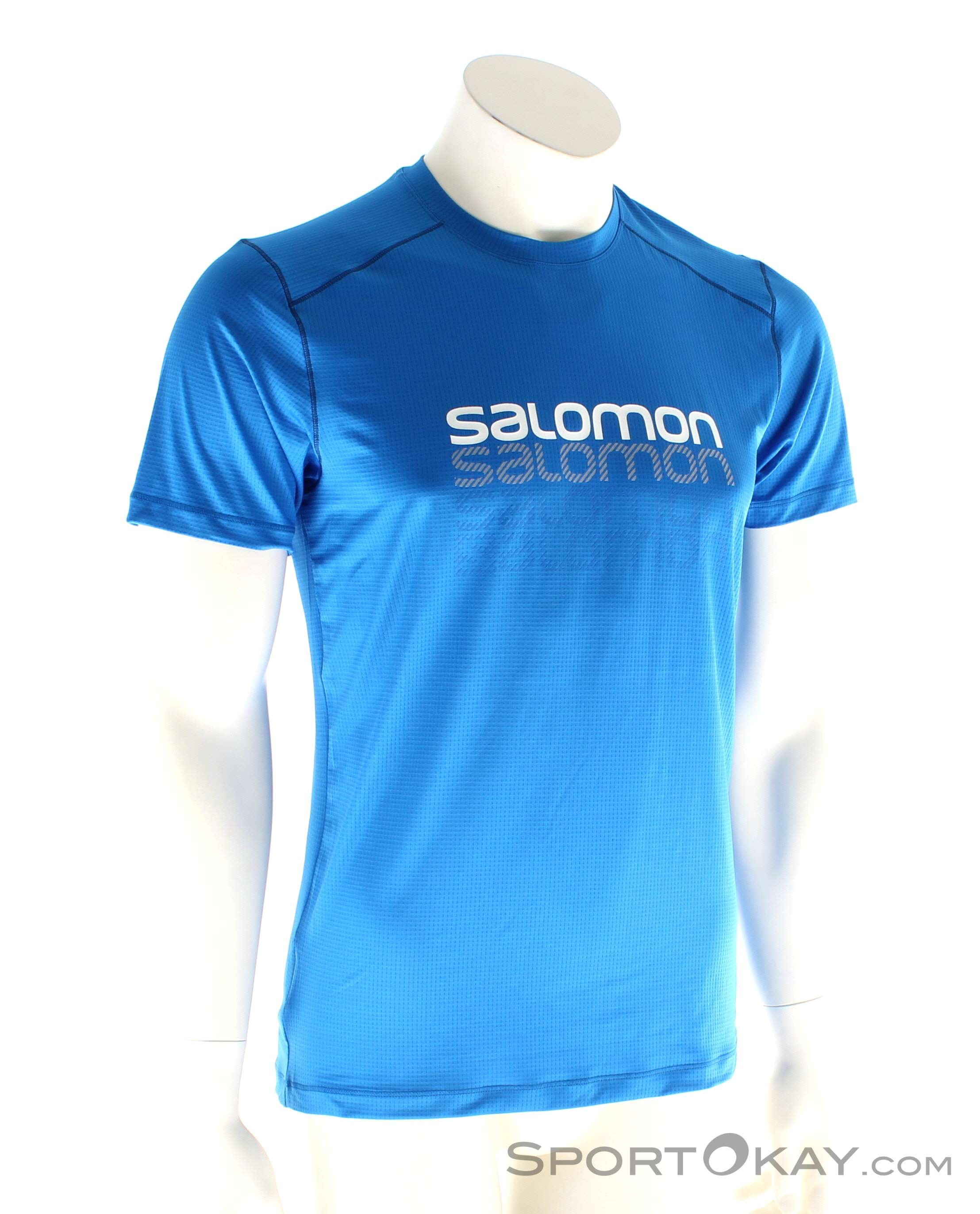 Salomon Cosmic SS Tee Mens T-Shirt - Shirts   T-Shirts - Outdoor ... 0adfbff11