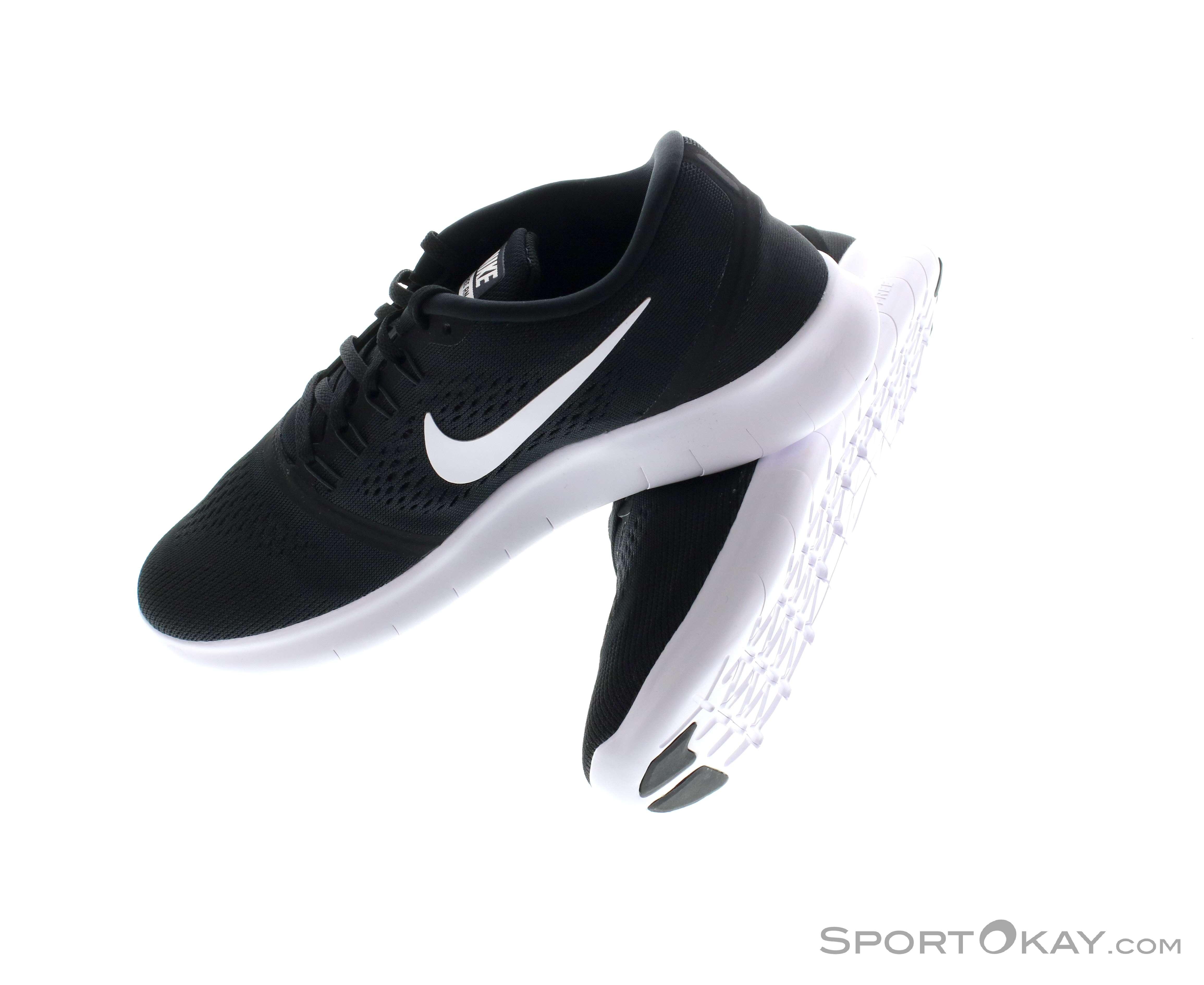 on sale 93e08 234f7 Nike Free RN Uomo Scarpe da Corsa Allround , Nike, Nero, , Uomo,