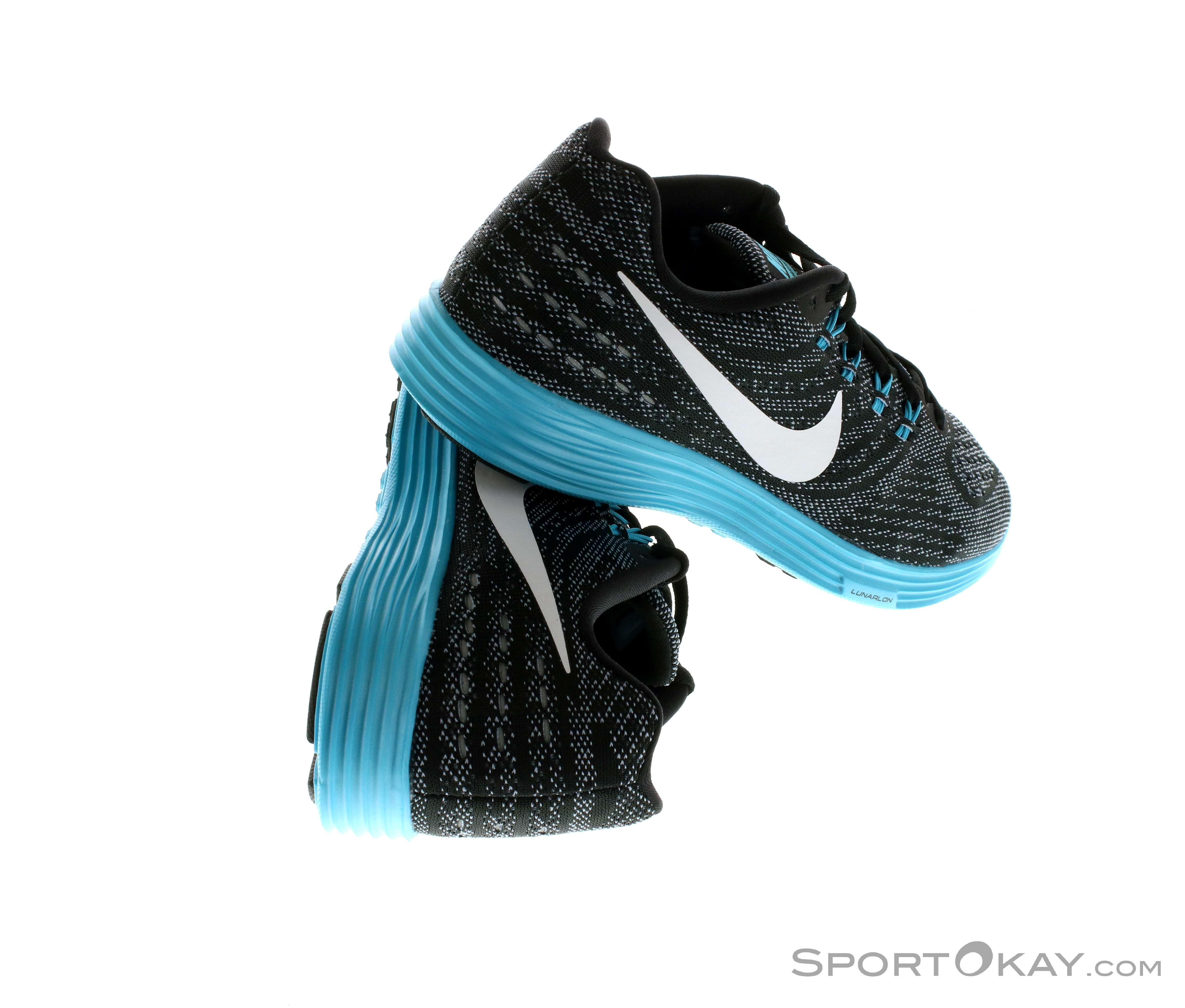 newest 1d892 eee5e Nike Lunartempo 2 Womens Running Shoes, Nike, Black, , Female, 0026-