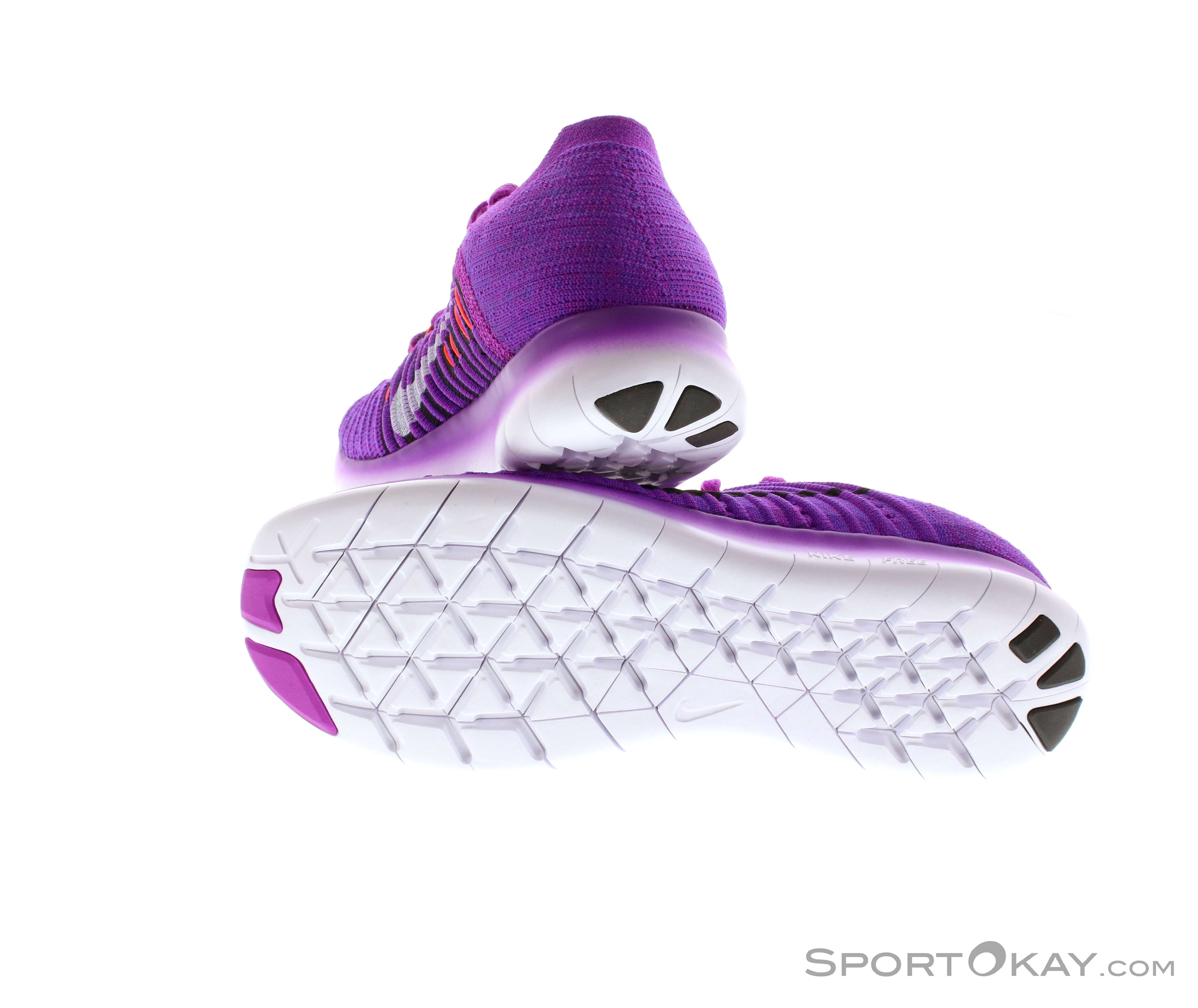 france nike free 5.0 w laufschuhe damänner rosa violett