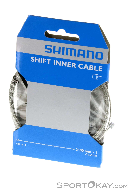 shimano schaltseil evp 1 2 x 2100mm sale alle. Black Bedroom Furniture Sets. Home Design Ideas