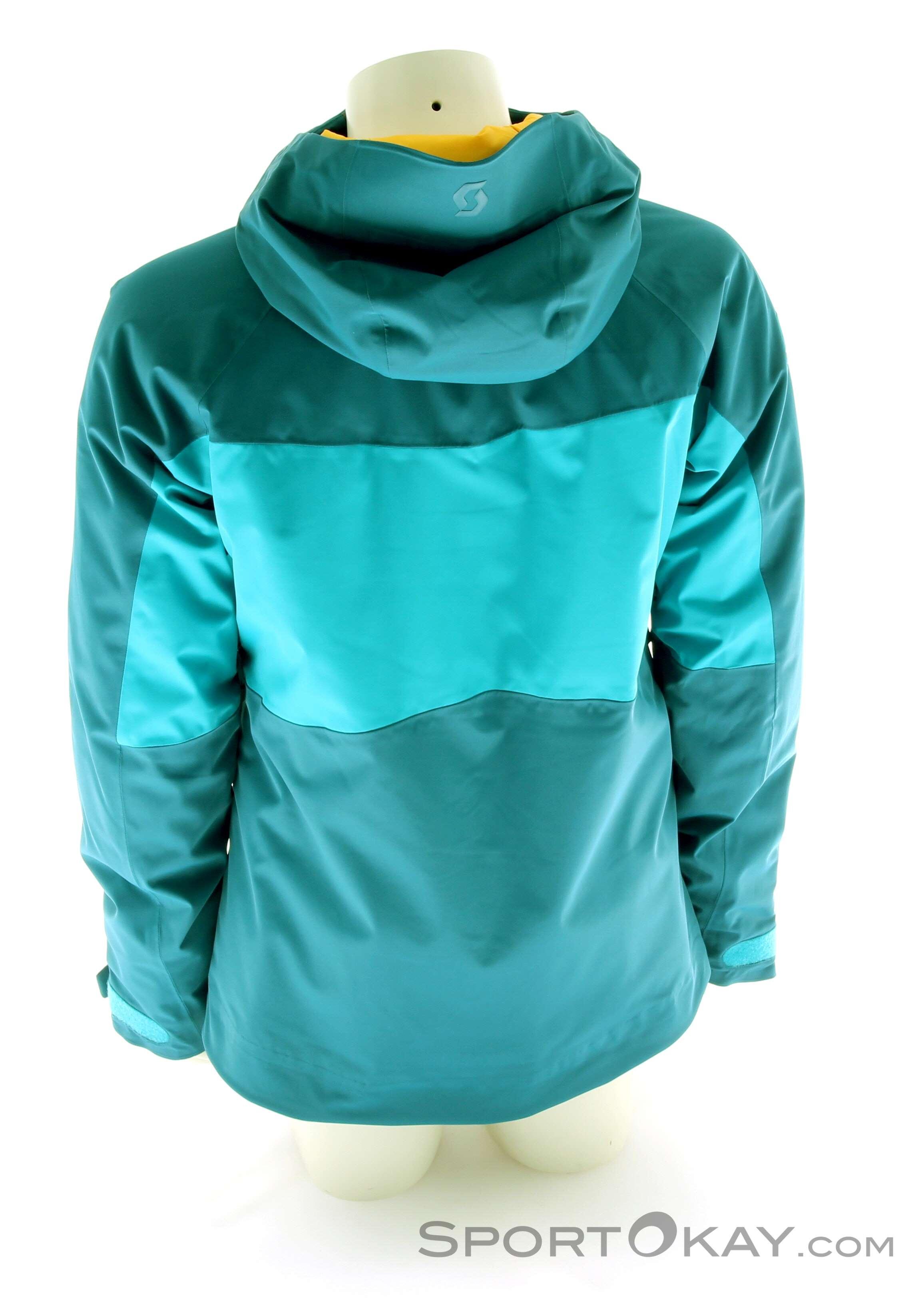scott ultimate dryo plus mens ski jacket jackets. Black Bedroom Furniture Sets. Home Design Ideas