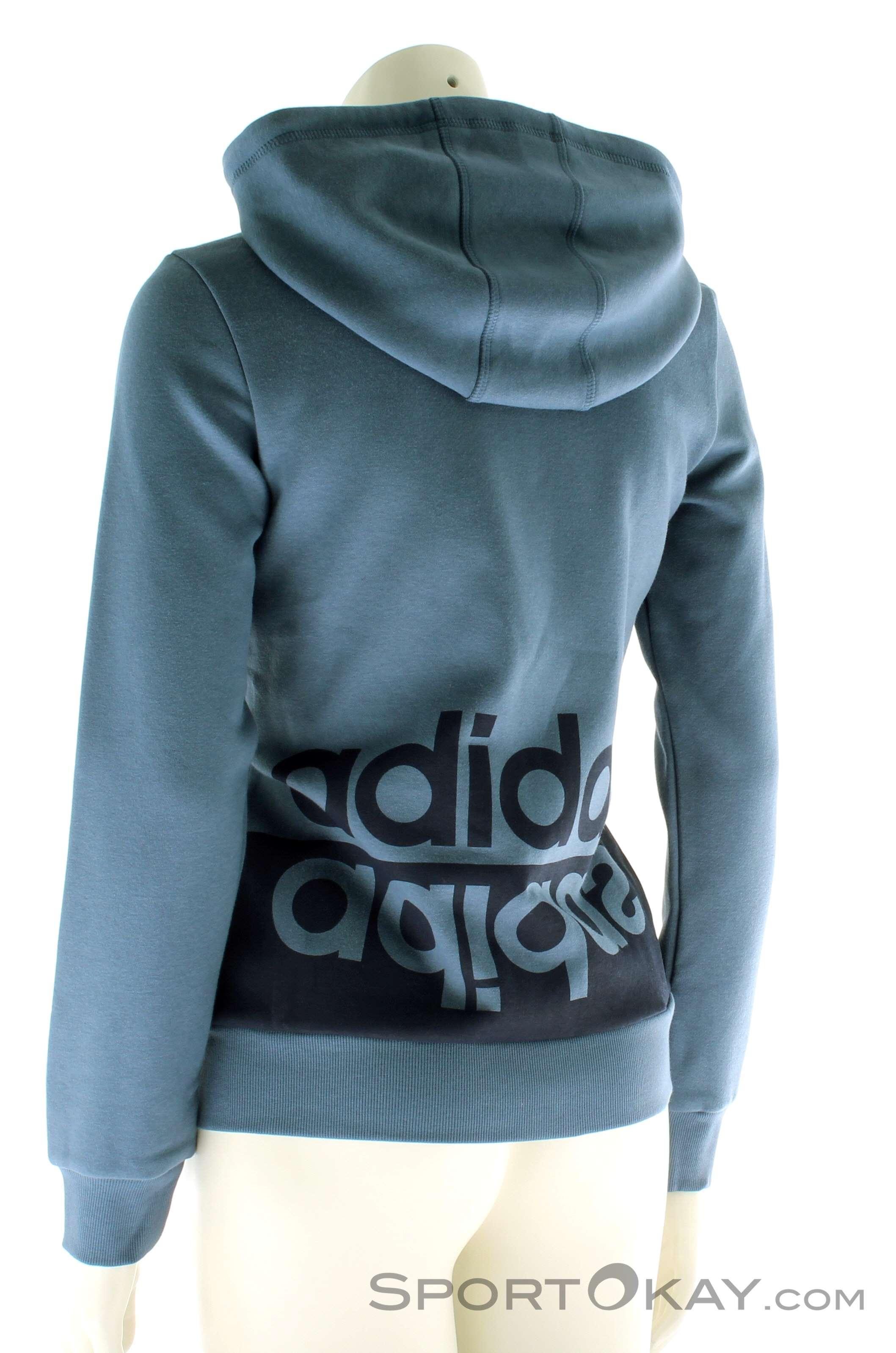 adidas essentials linear cotton suit damen trainingsanzug. Black Bedroom Furniture Sets. Home Design Ideas