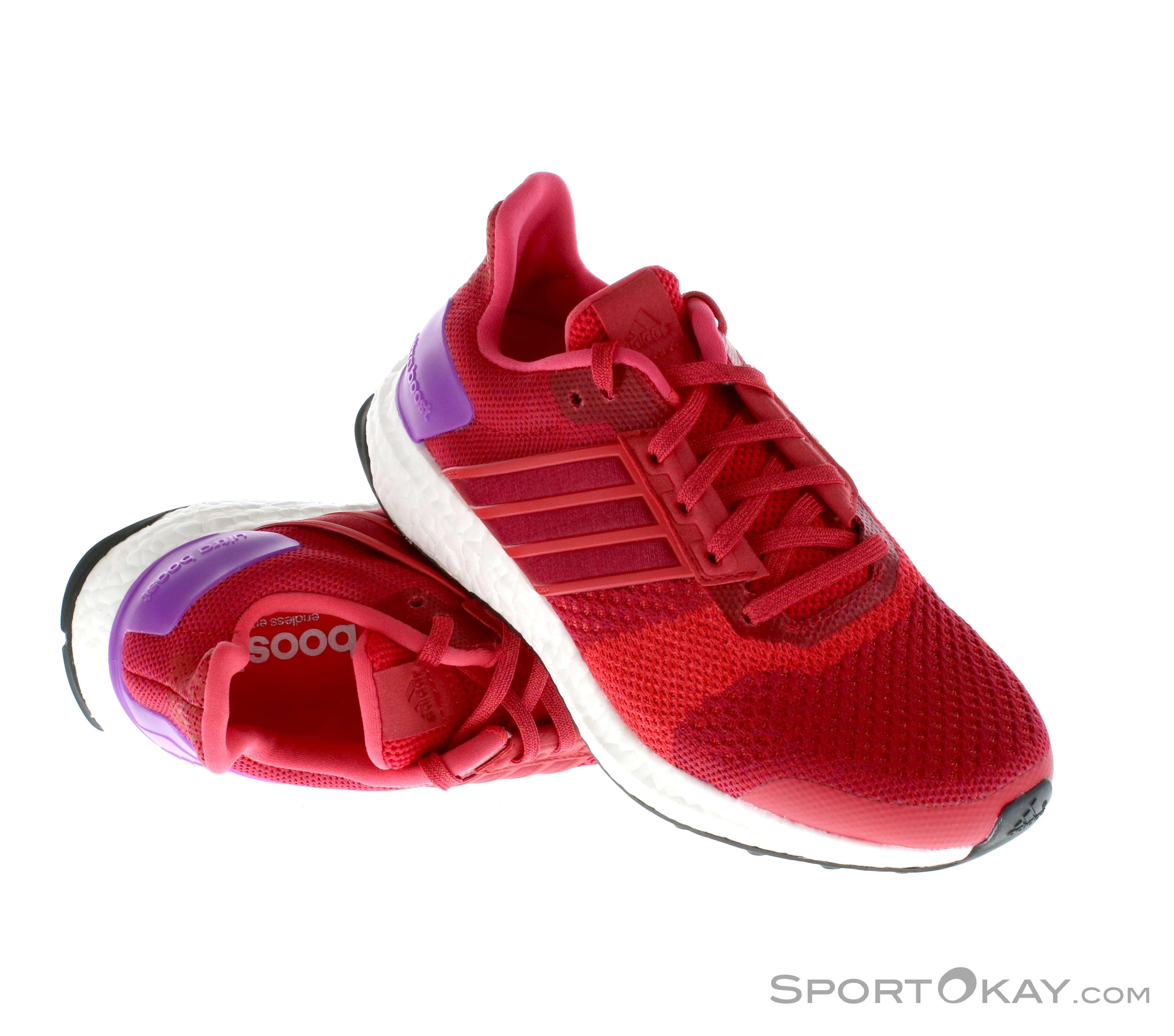 Laufschuhe Damen adidas ULTRA BOOST ST Laufschuhe Damen lila