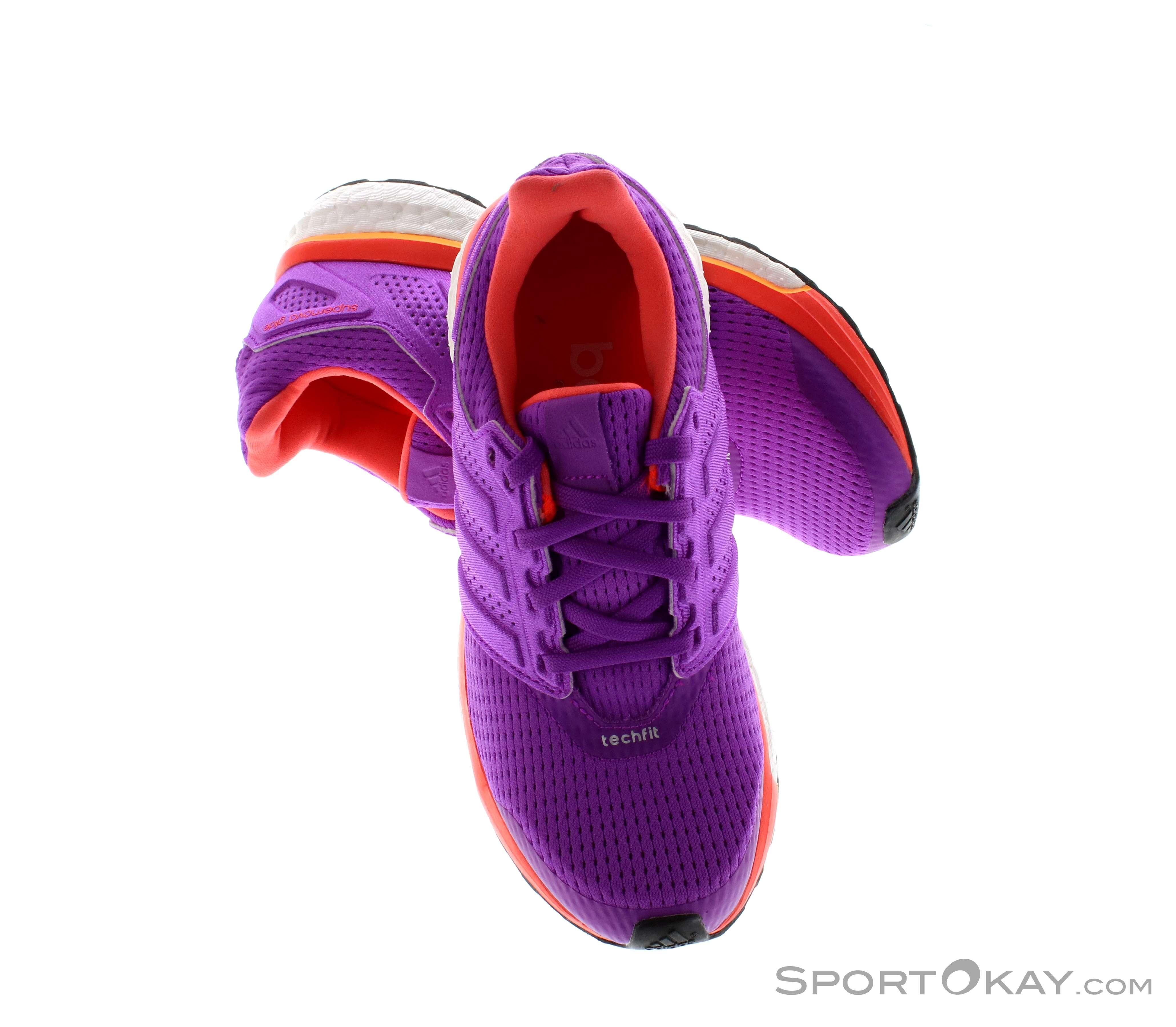 outlet store f8fa9 6af96 adidas Supernova Glide 8 Damen Laufschuhe, adidas, Lila, , Damen, 0002-