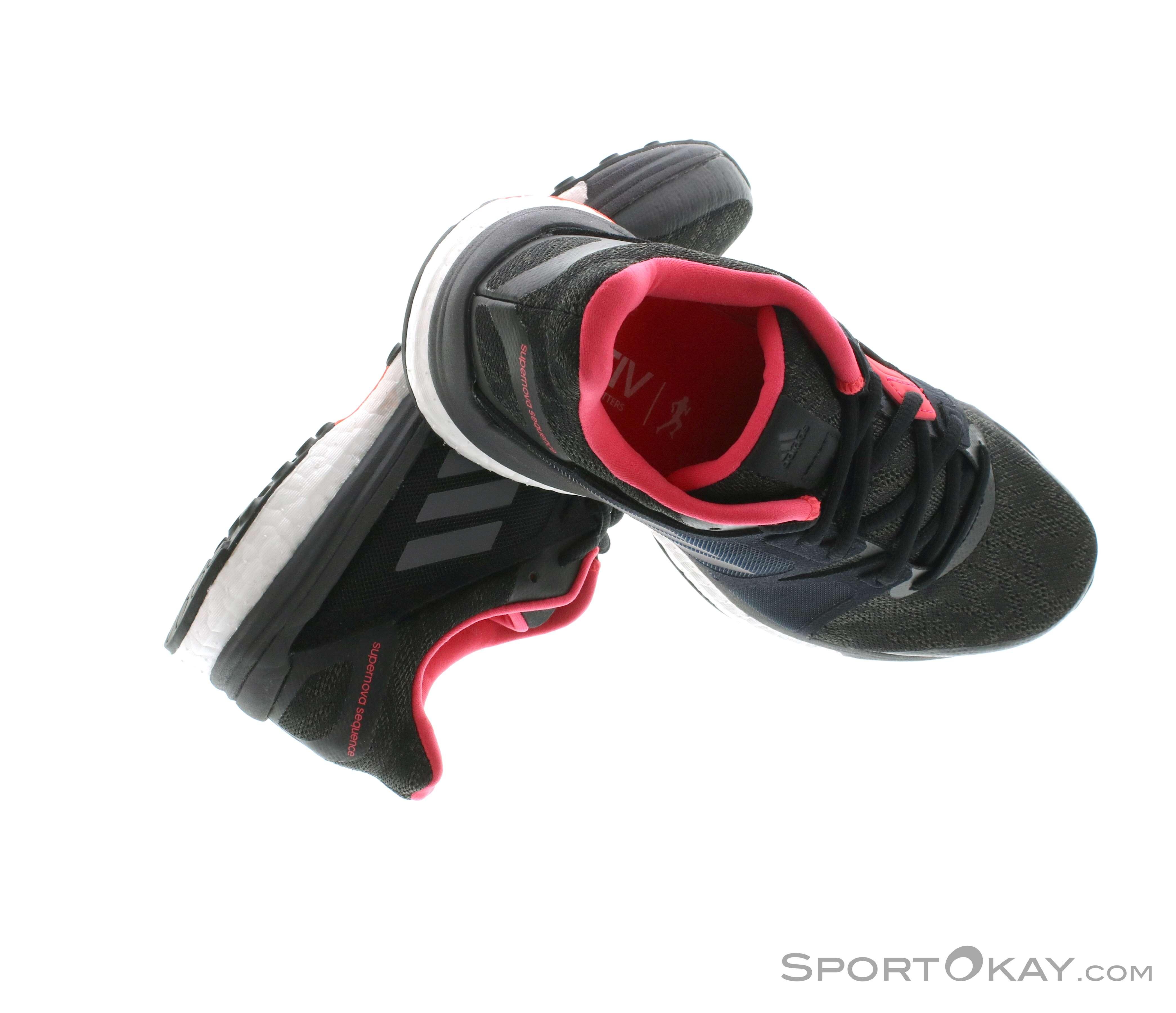 Adidas Supernova Sequence Boost 9 Damen Laufschuhe für 54,99€…