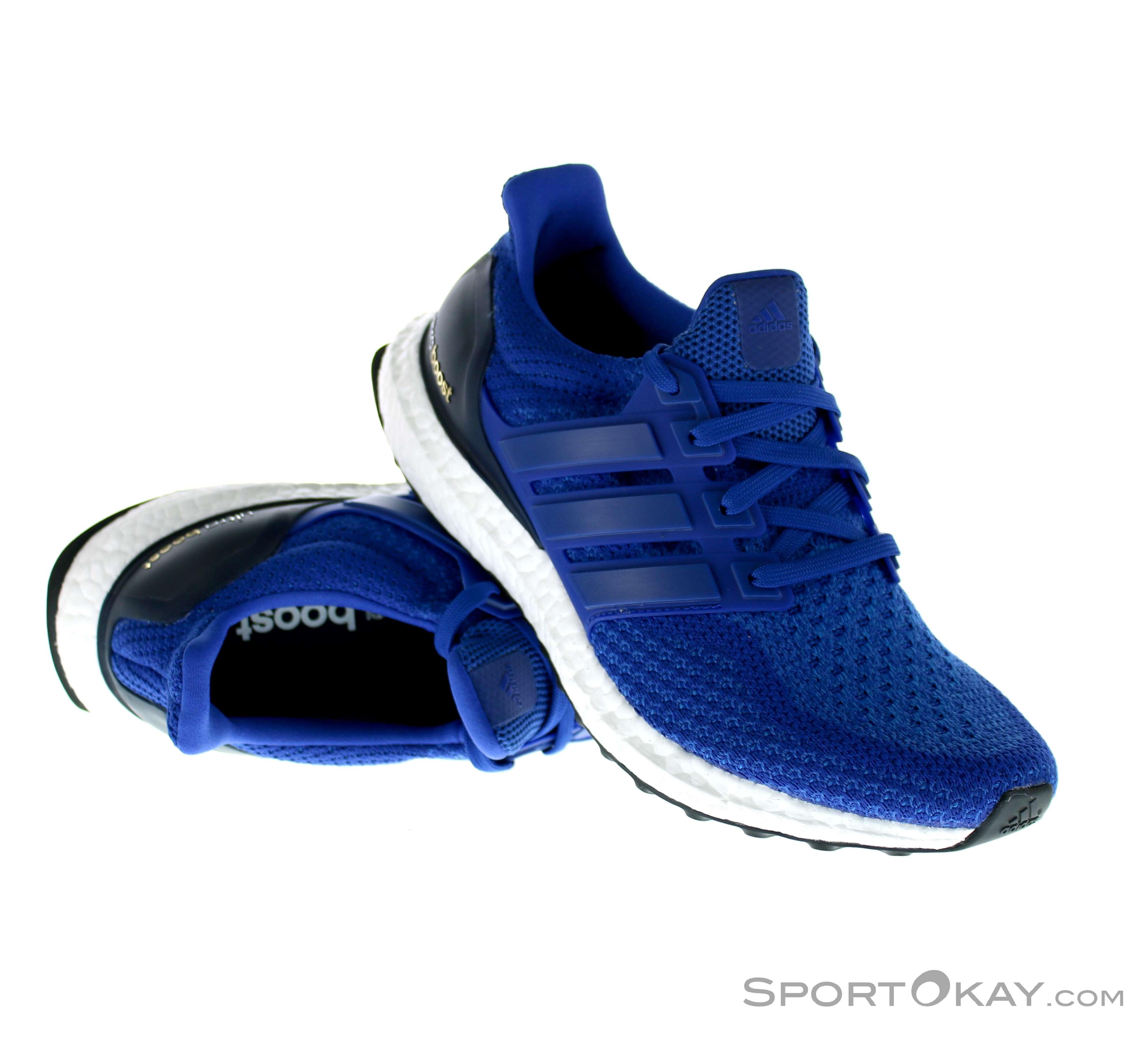 innovative design ba1a9 3dce2 adidas Ultra Boost Uomo Scarpe da Corsa , adidas, Blu, , Uomo, 0002