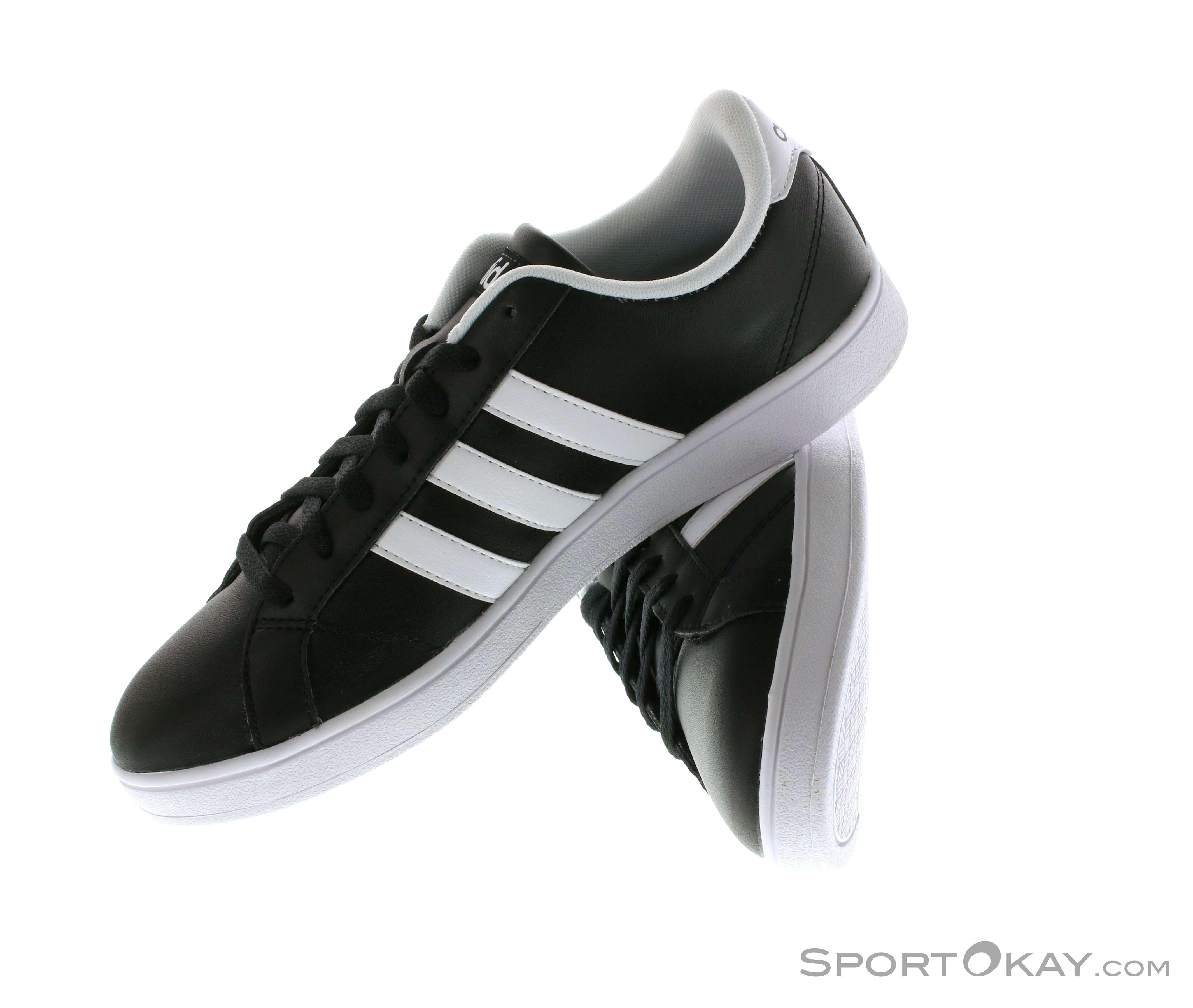 sports shoes b7562 a553f adidas Baseline Uomo Scarpe per il Tempo Libero , adidas, Nero, , Uomo,