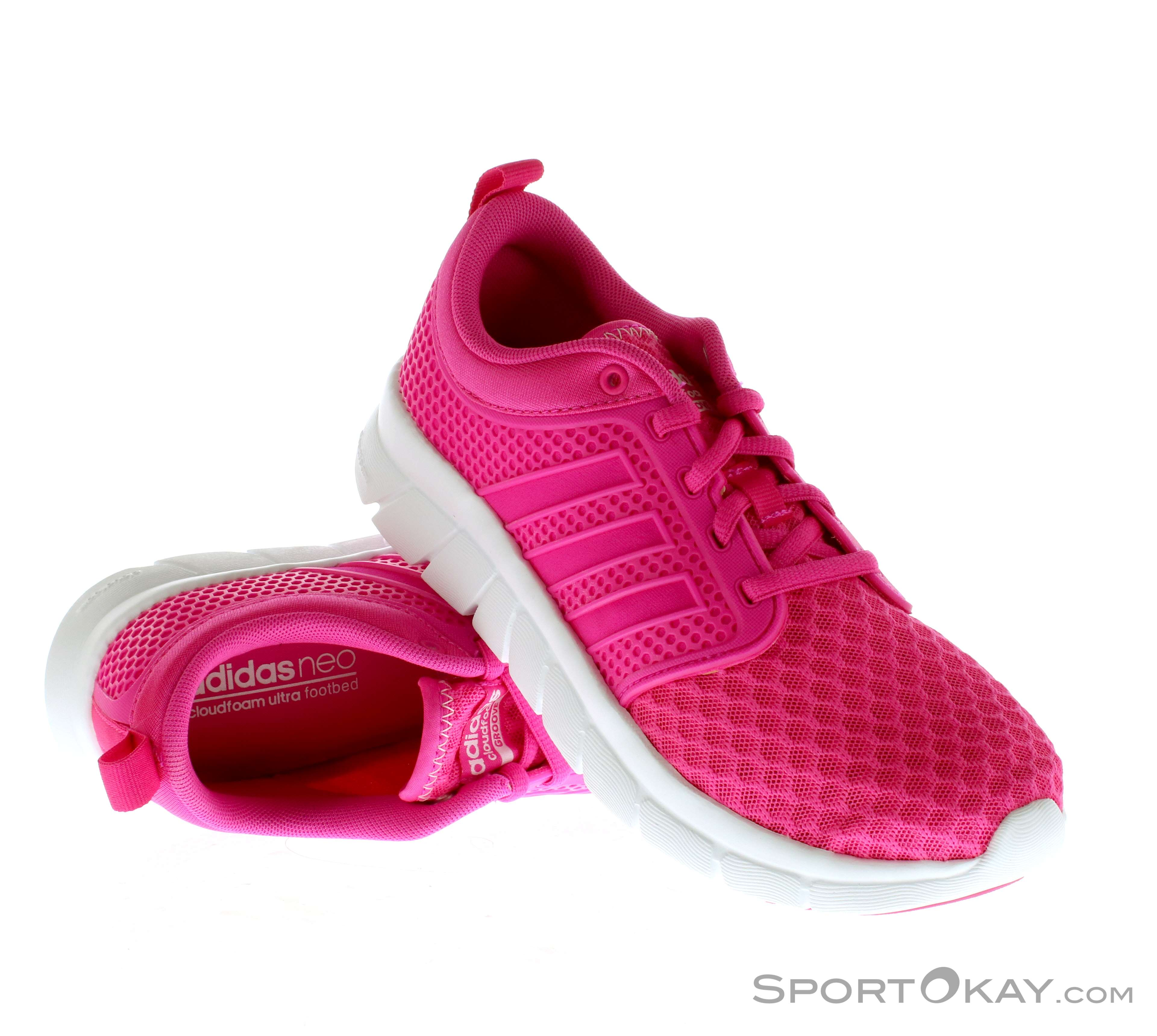 adidas adidas Cloudfoam Groove Womens Leisure Shoes