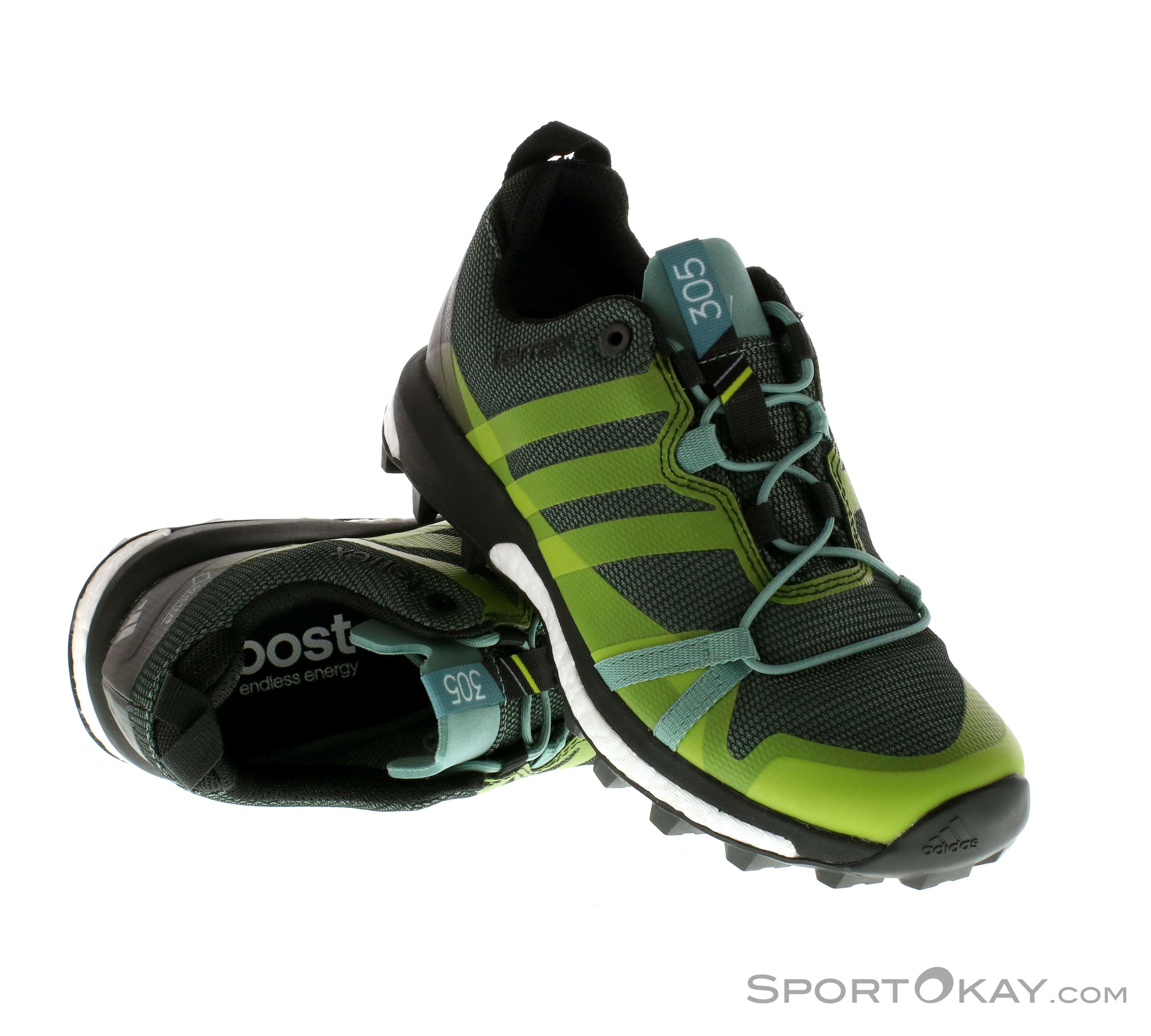 adidas adidas Terrex Agravic GTX Damen Traillaufschuhe Gore-Tex
