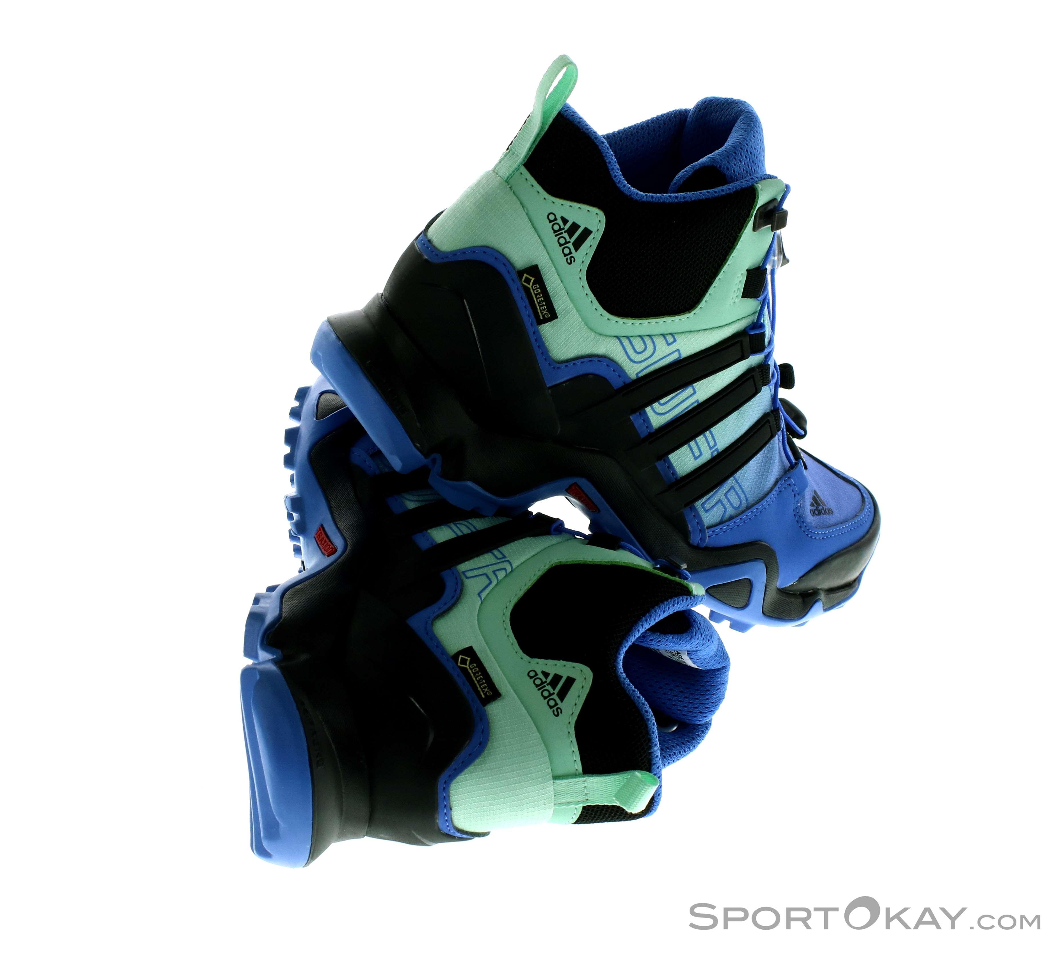 S80346] Womens Adidas Terrex Swift R Mid GTX W Hiking