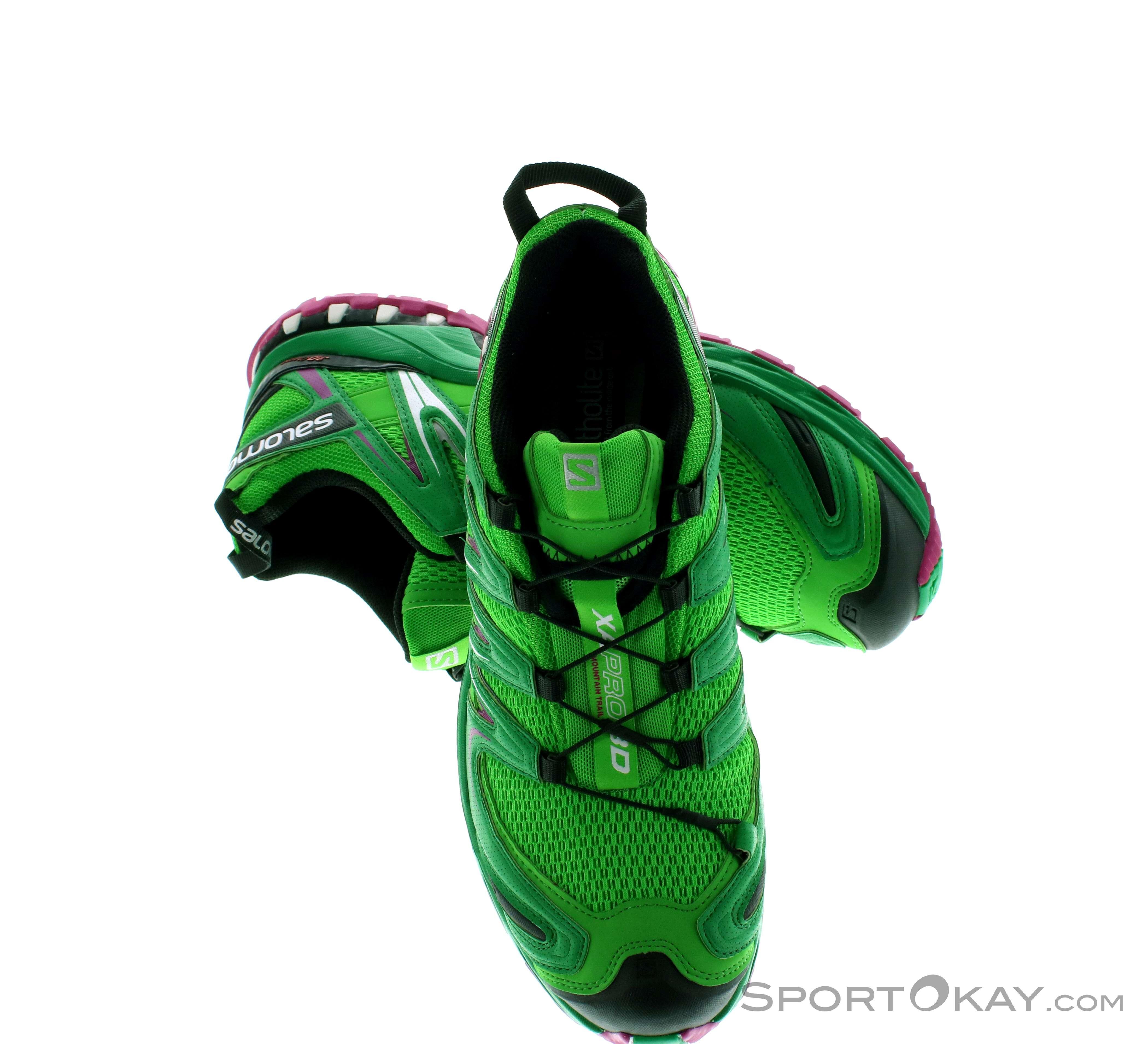 innovative design f2c40 d4d70 Salomon Salomon XA Pro 3D Womens Trail Running Shoes