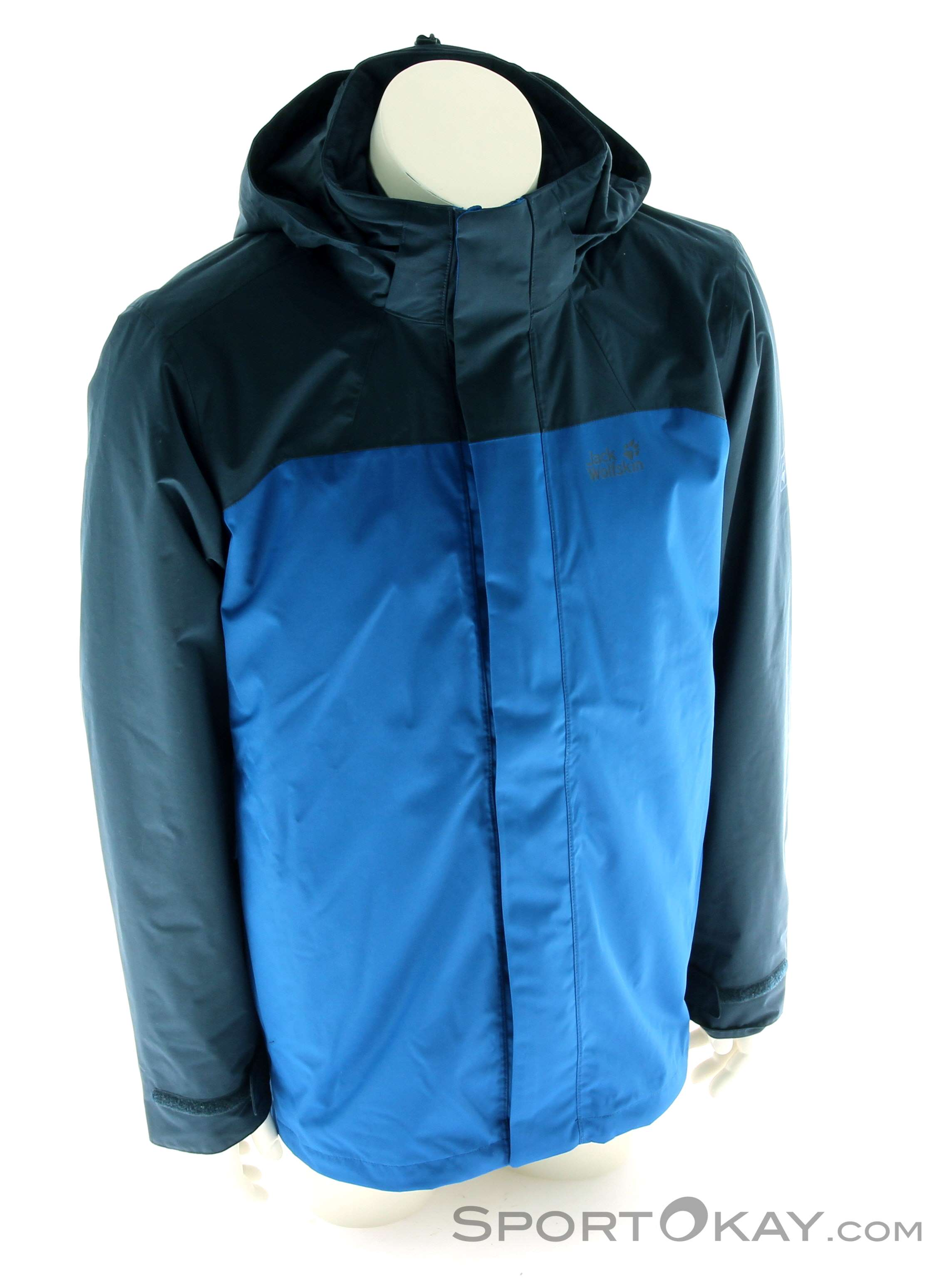 Jack Wolfskin Jack Wolfskin Echo Bay Mens Double Jacket