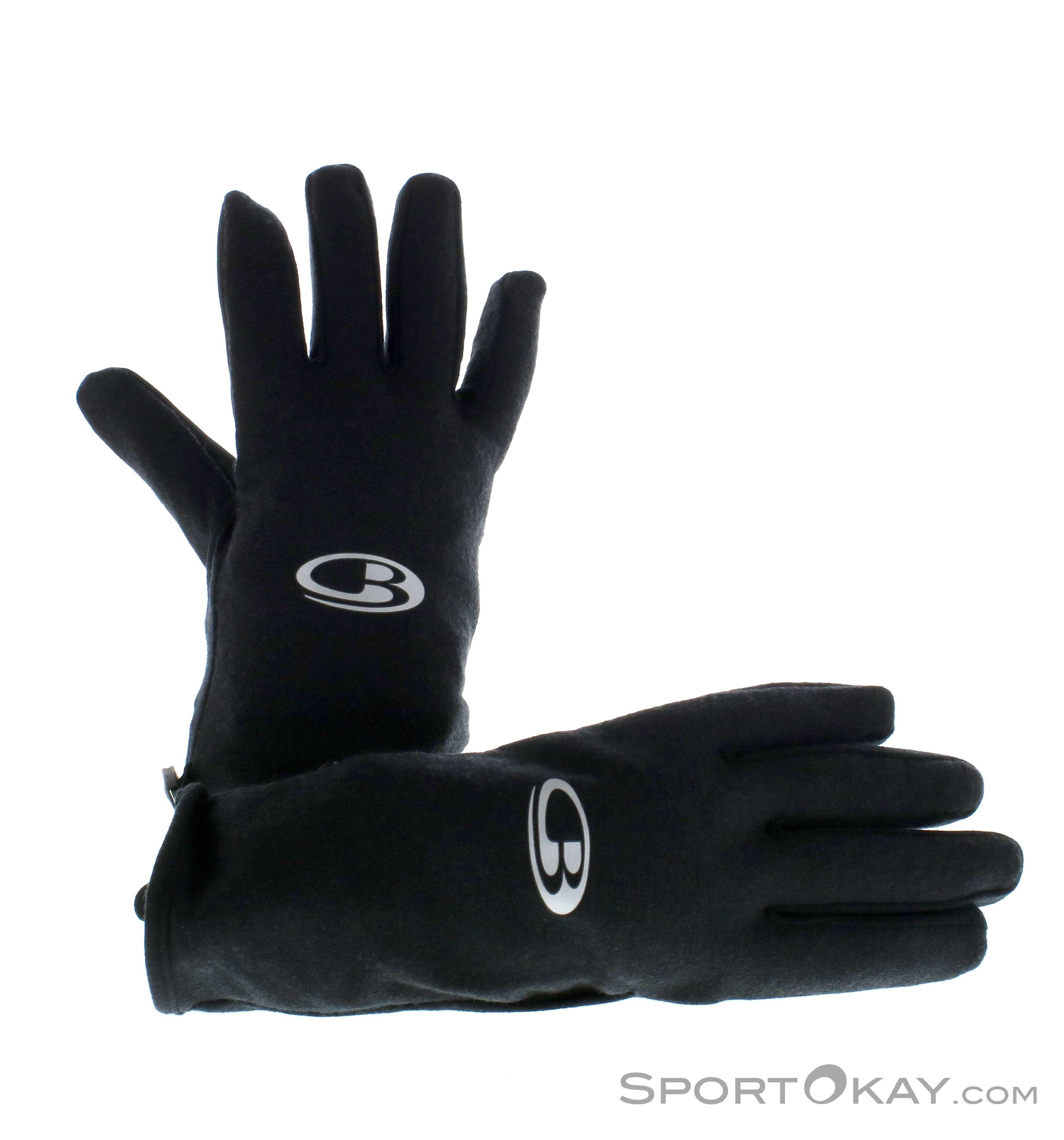 84ad2f5d7b Icebreaker Quantum Gloves, Icebreaker, Black, , Unisex, 0011-10080,  5637510220