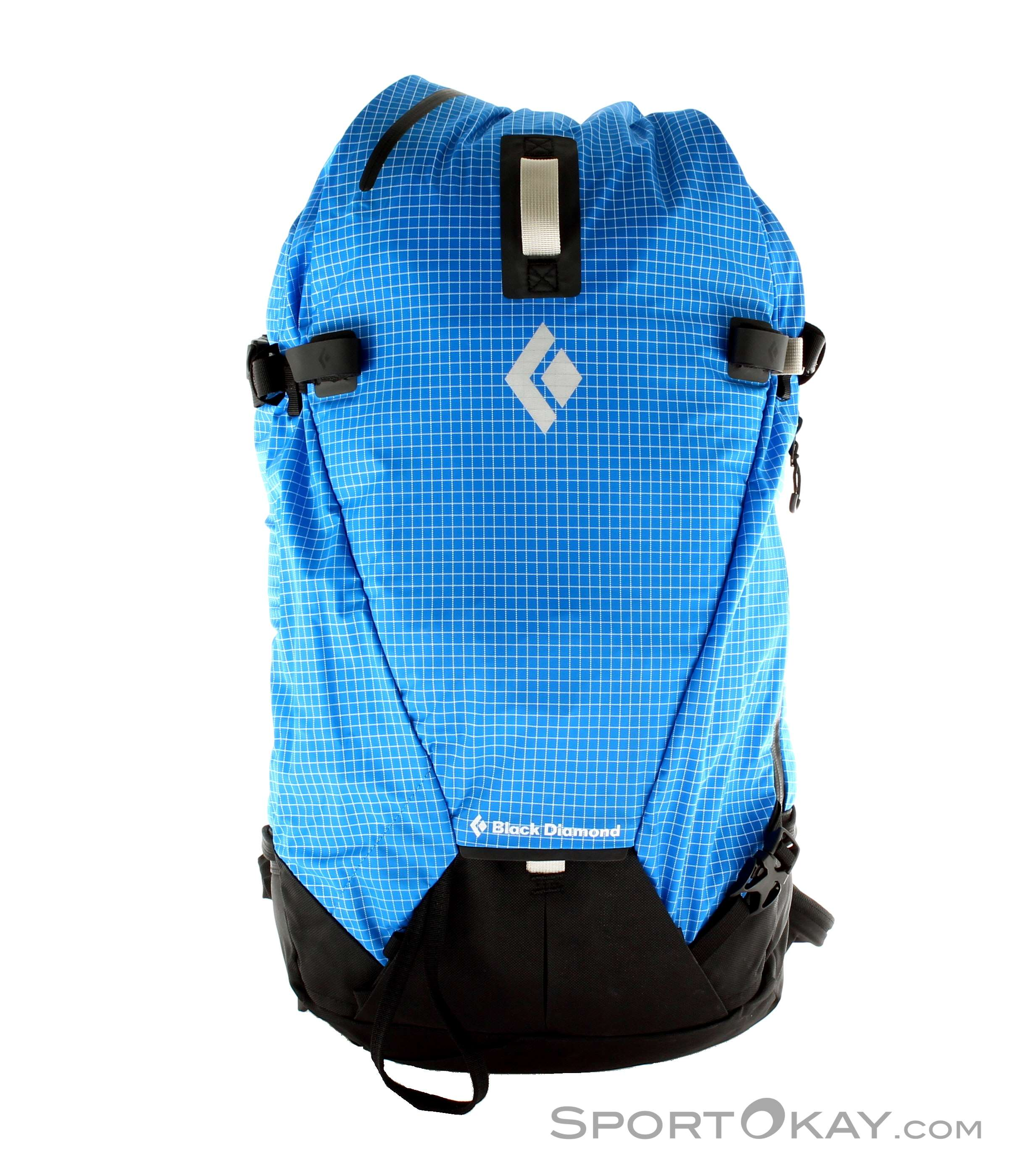 Black Diamond Cirque 35l Rucksack, Black Diamond, Blau, , Herren, 0056-10485, 5637510924, 793661308188, N1-01.jpg