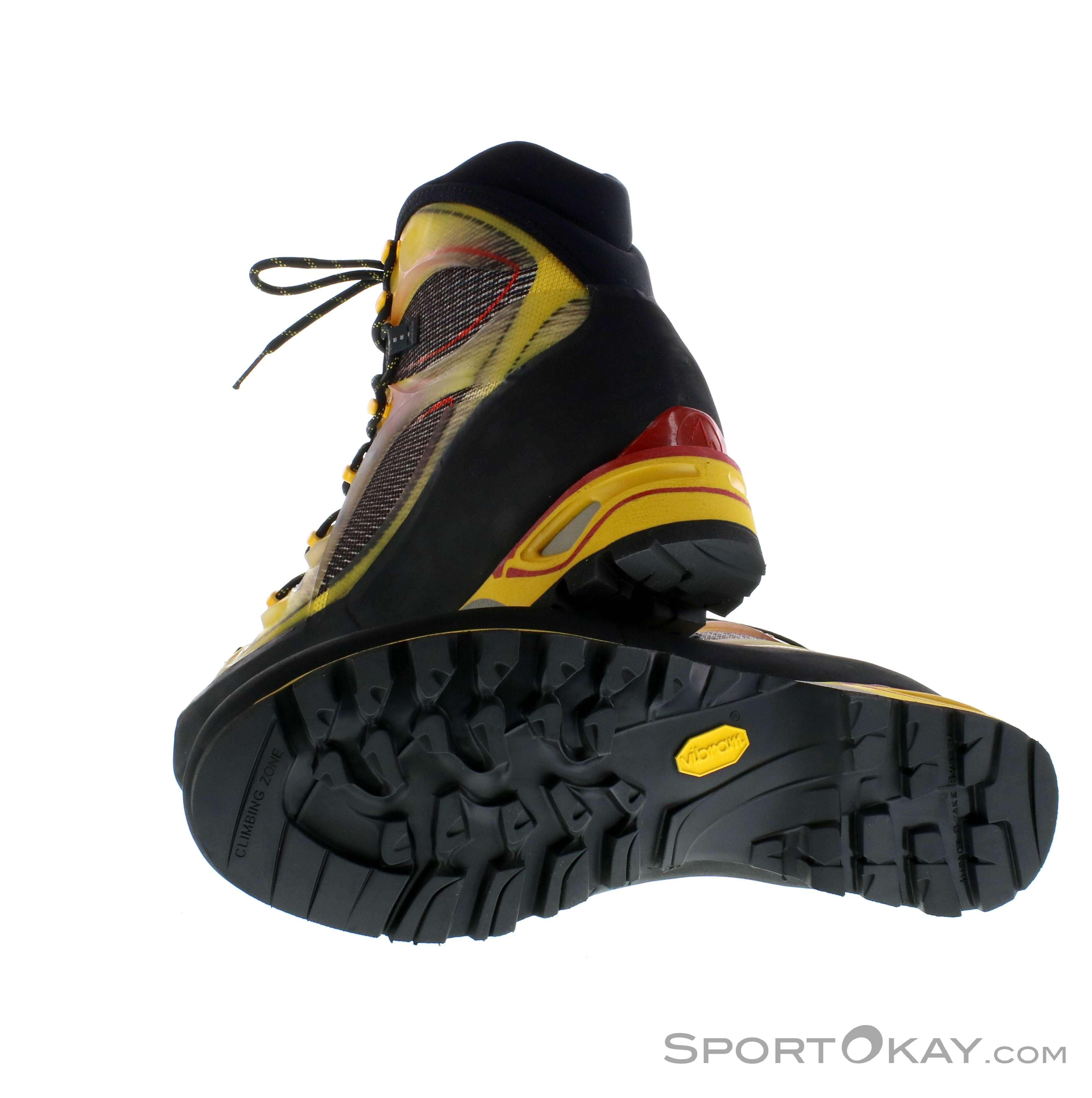 La Sportiva La Sportiva Trango Cube Mens Mountaineering Boots Gore Tex