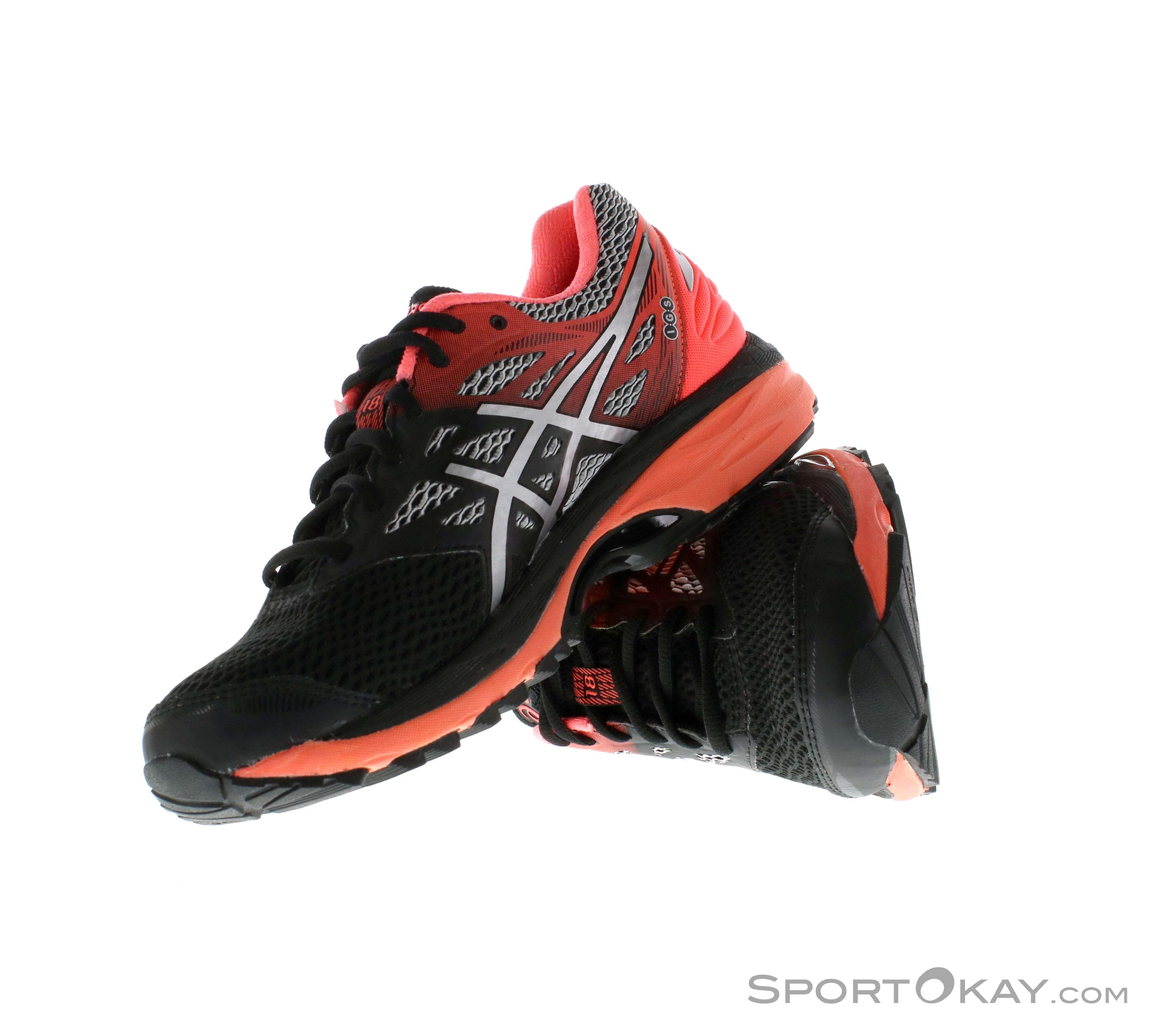 Asics Gel Cumulus 18 G-TX Womens Running Shoes Gore-Tex ...