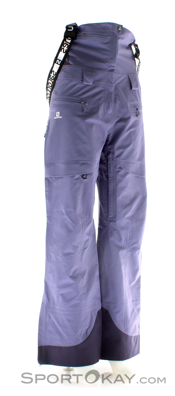Salomon QST Charge GTX 3L Womens Ski Pants Gore Tex Ski pFFJf