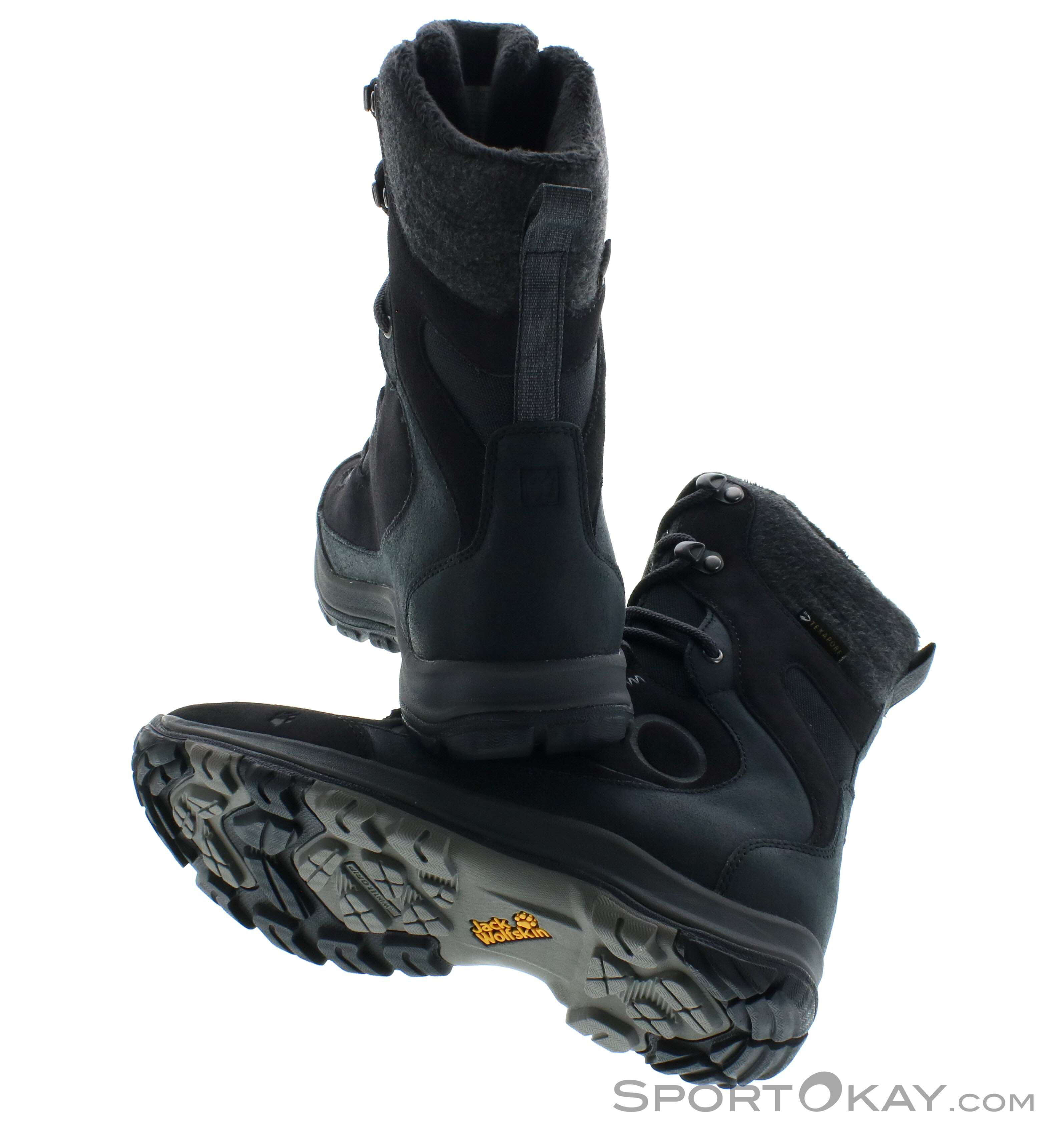 e062d9aed6 Jack Wolfskin Thunder Bay Texapore High Womens HikingBoots , Jack Wolfskin,  Gray, , Female