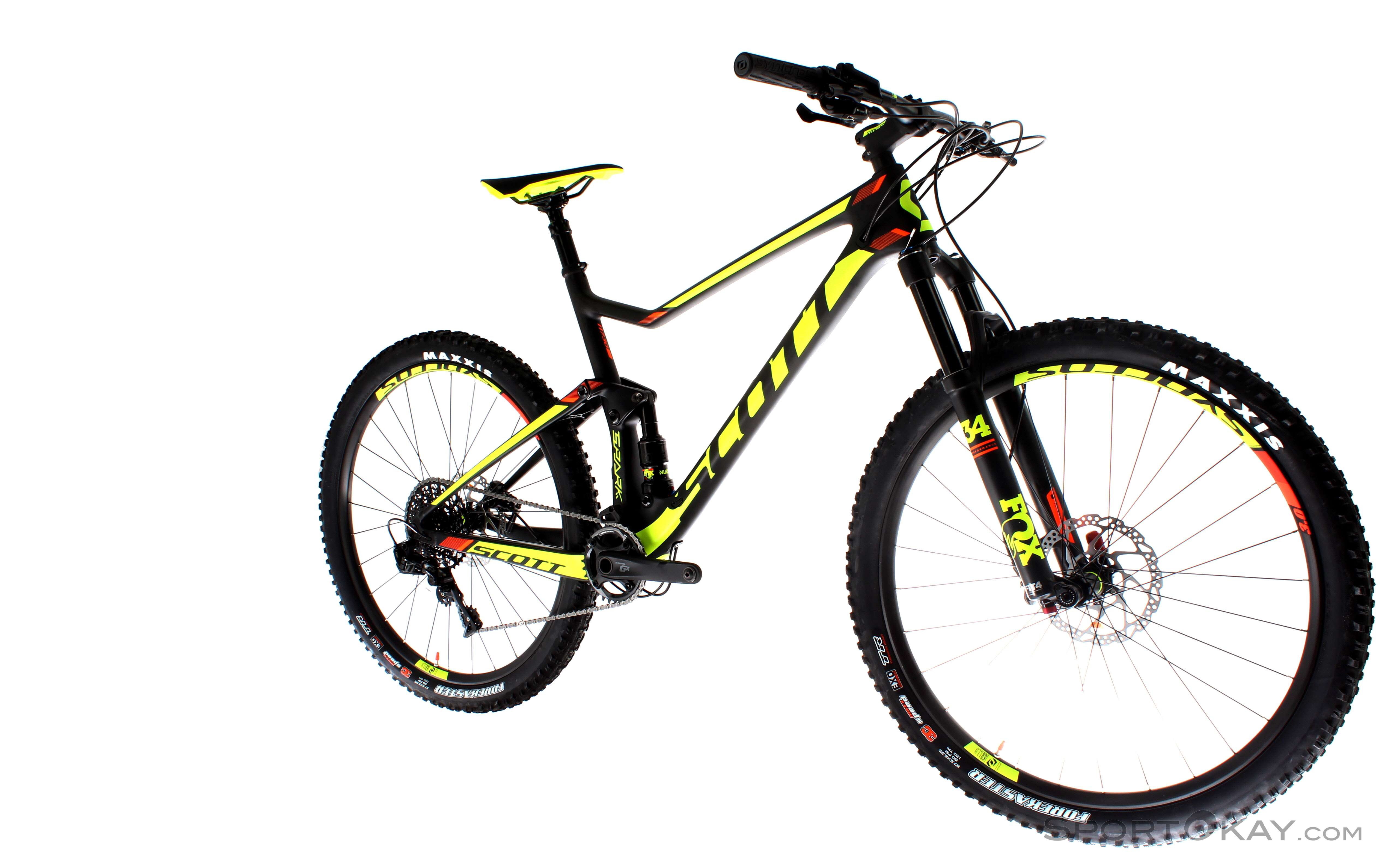 Scott Spark 730 2017 Trailbike - Cross Country & Trail ...