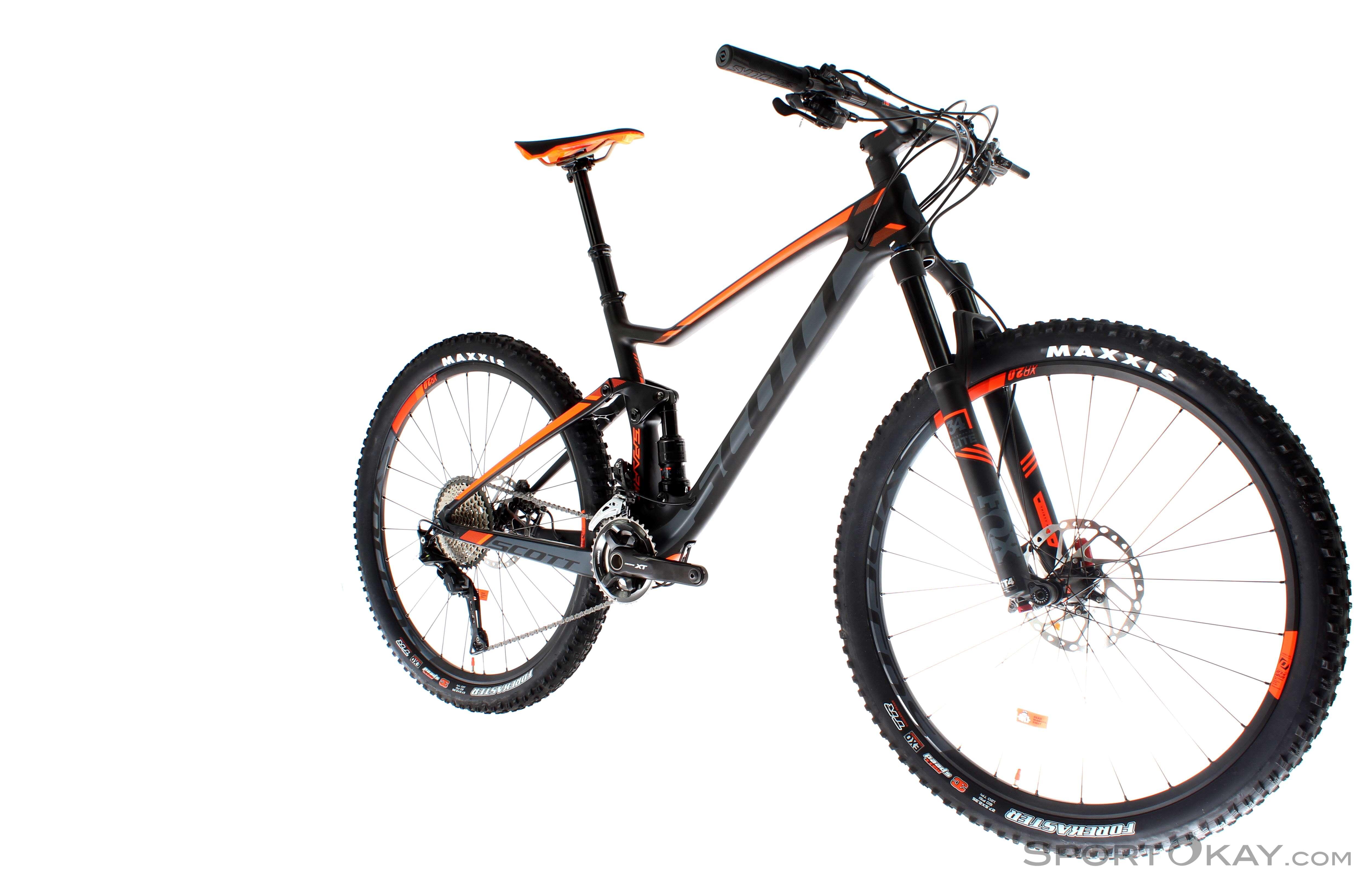 Scott Spark 710 2017 Trailbike, Scott, Schwarz, , Unisex, 0023-10451, 5637516765, 7613317641359, N1-01.jpg