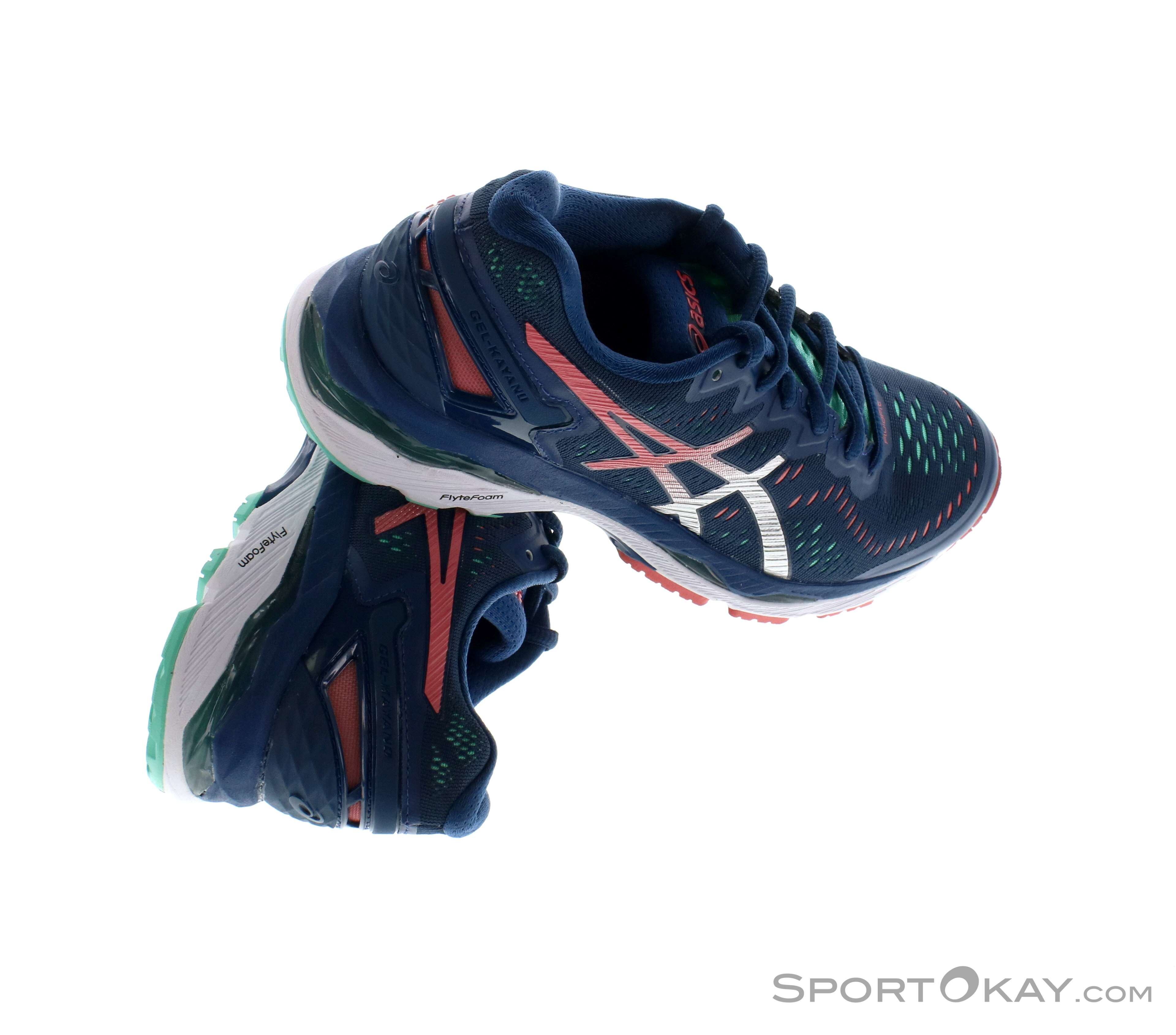 Asics Asics Gel Kayano 23 Womens Running Shoes