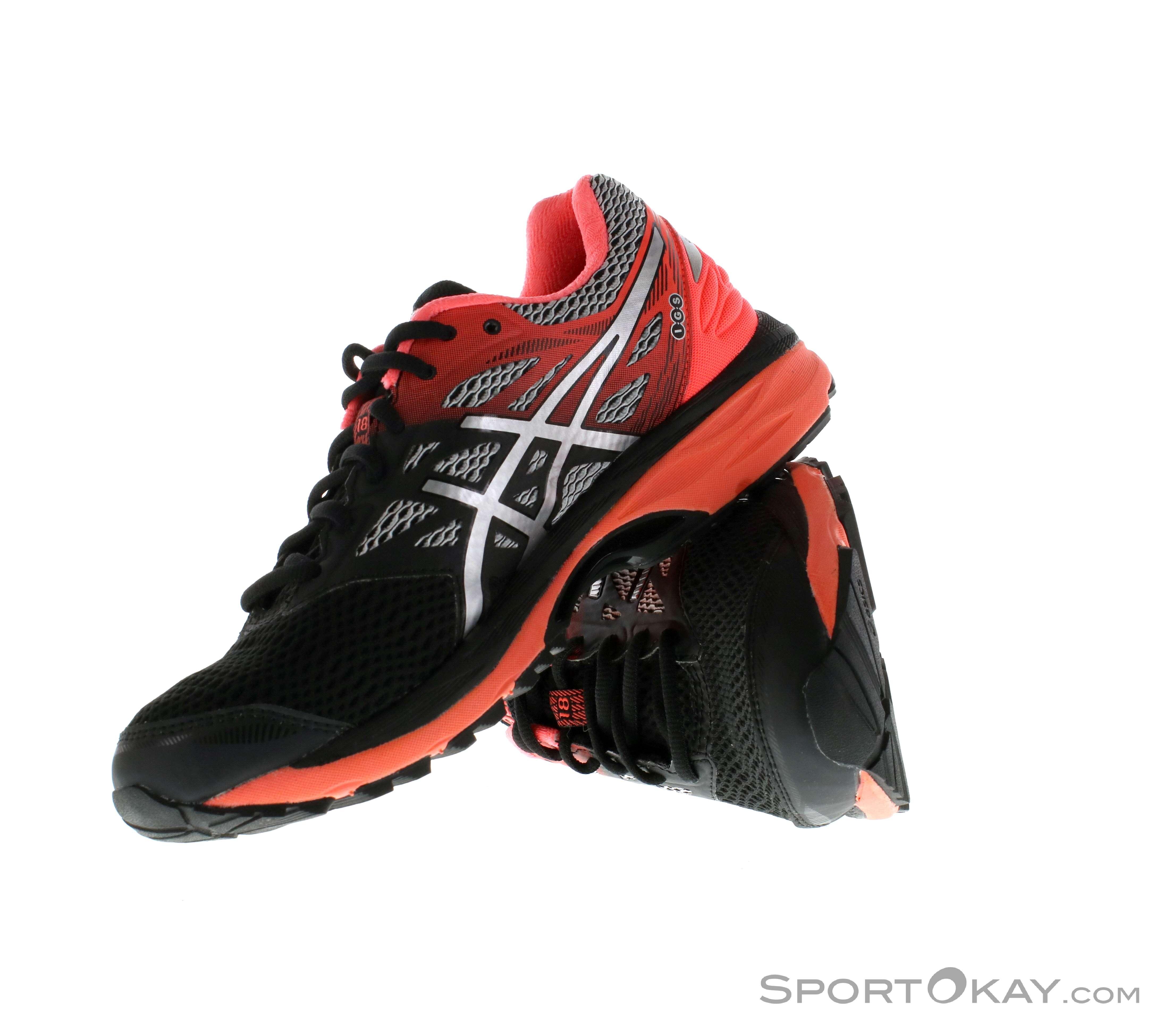 Asics Gel Cumulus 18 GTX Mens Running Shoes Gore-Tex, Asics, Black,