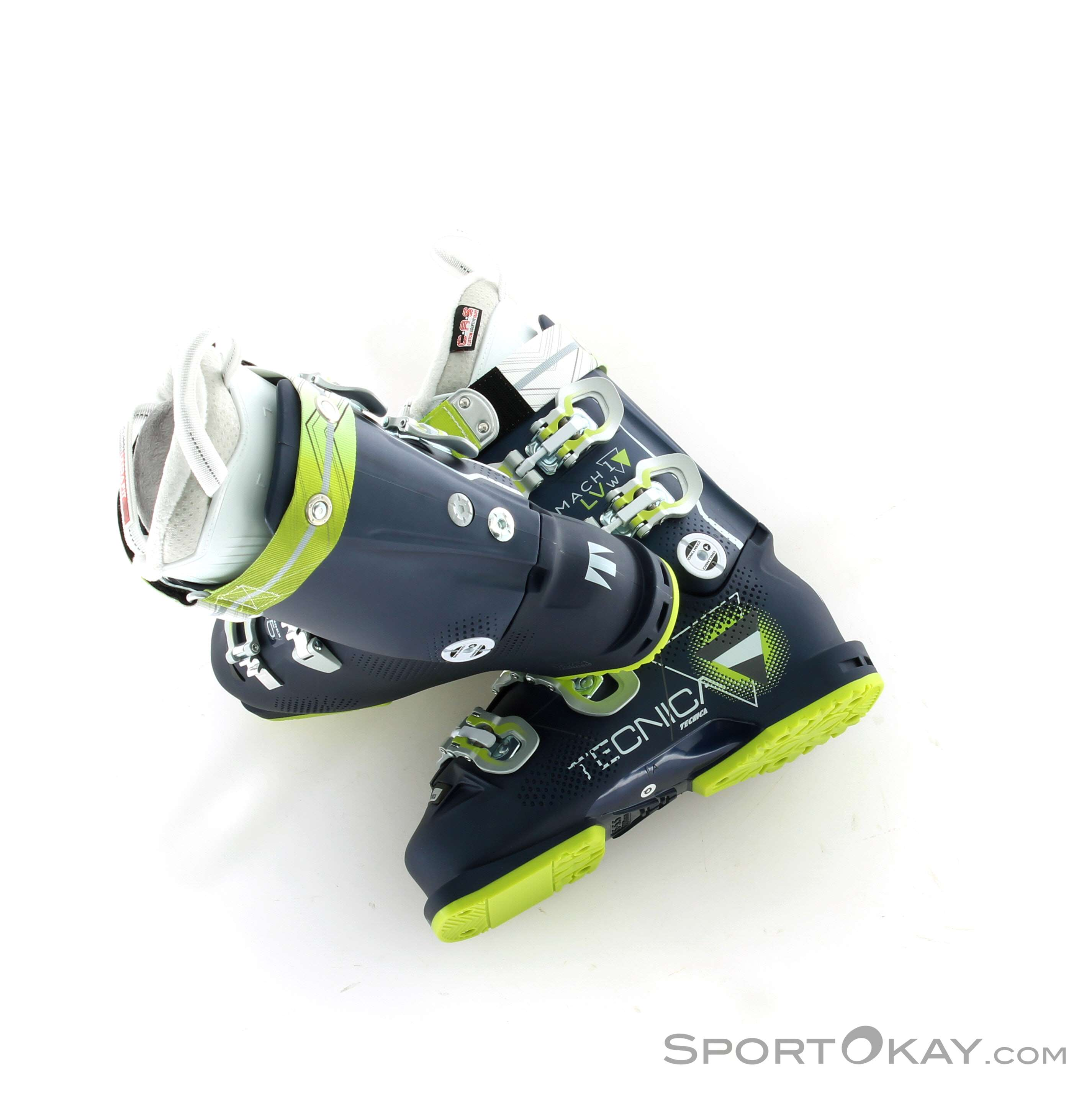 e9fdfd666083 Tecnica Mach1 95 W LV Womens Ski Boots - Alpine Ski Boots - Ski ...
