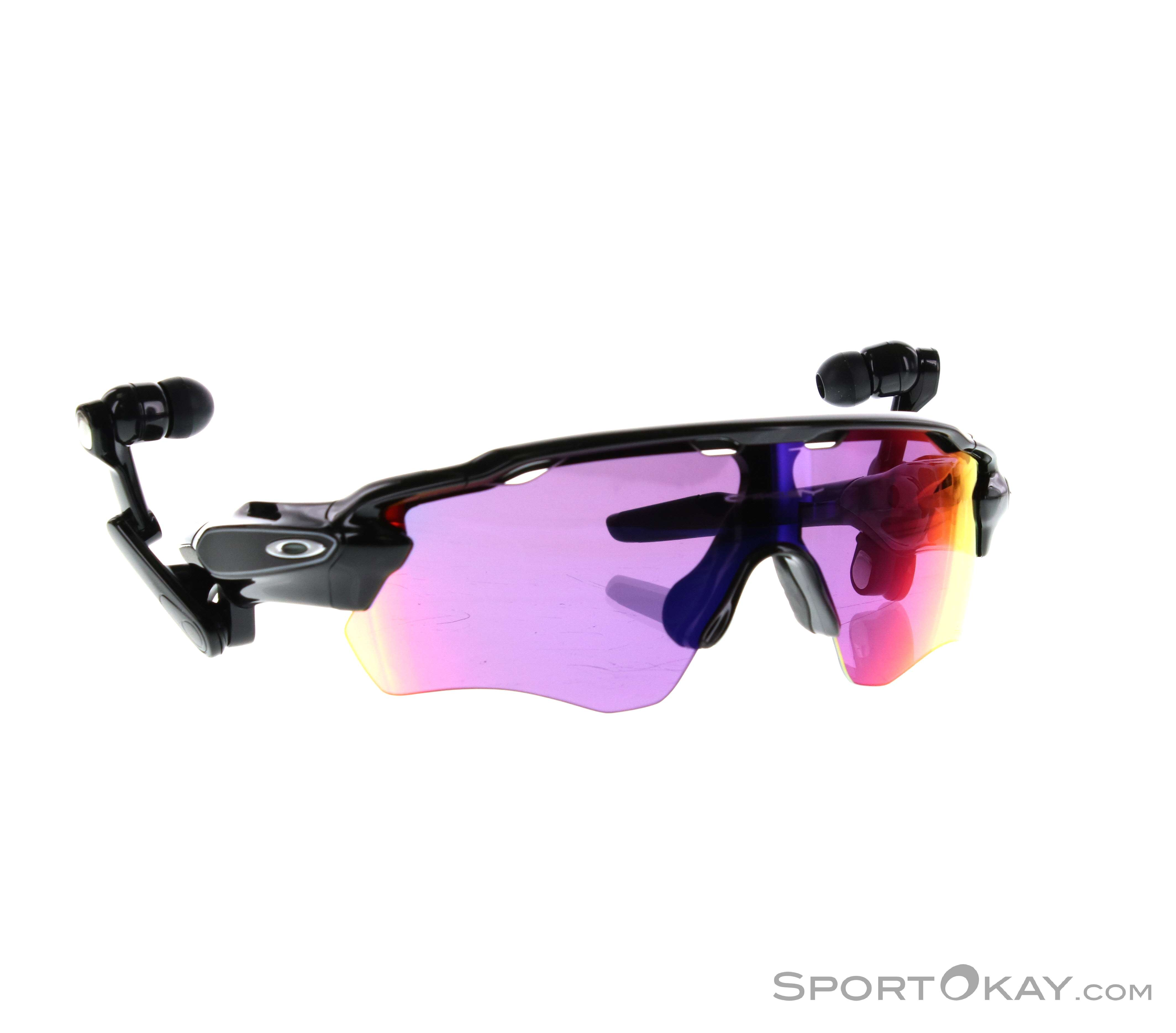 Oakley Radar Pace Prizm Road Sportbrille, Oakley, Schwarz, , Herren, 0064-10091, 5637521155, 888392223067, N1-01.jpg