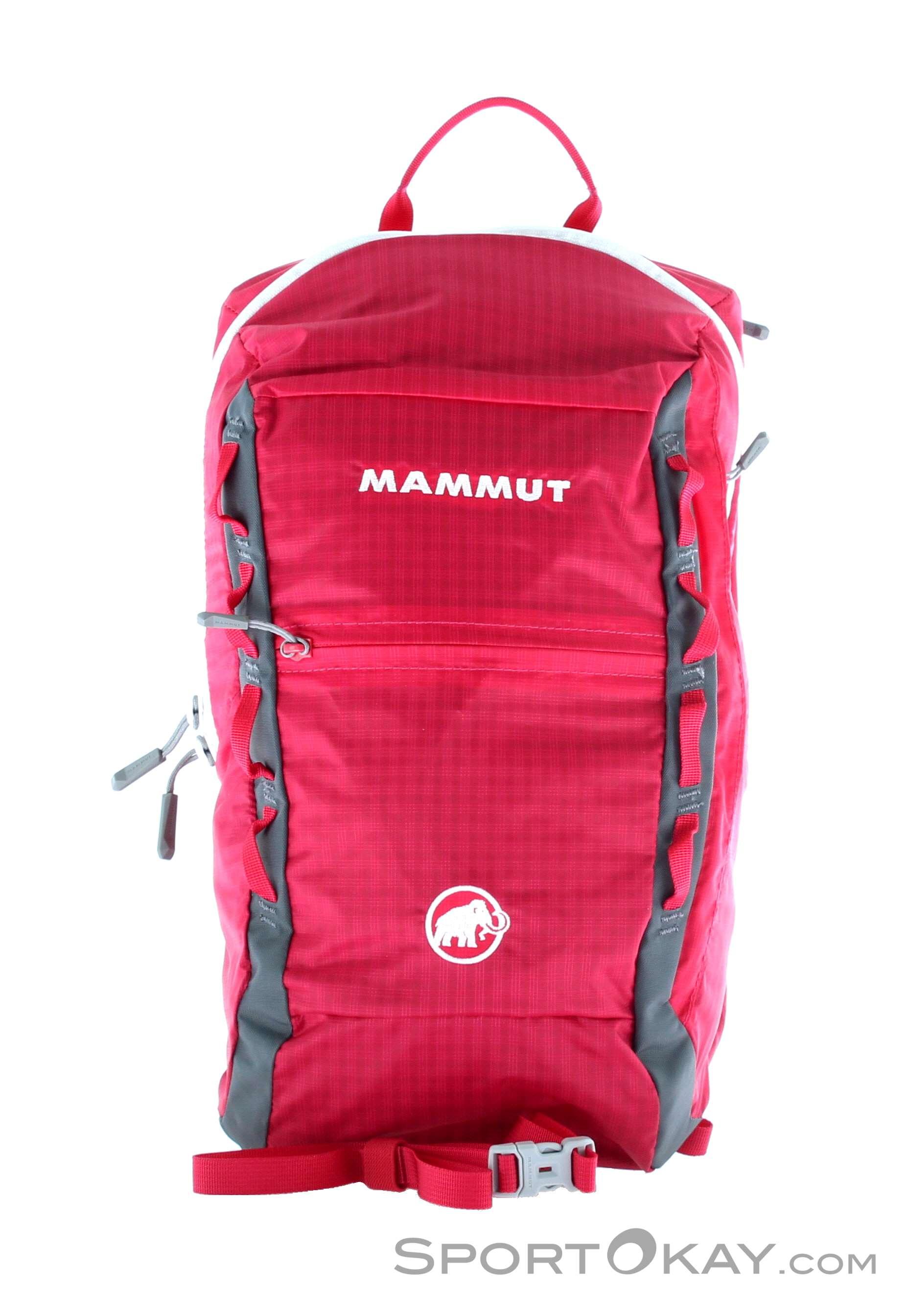Mammut Neon Light 12l Rucksack, Mammut, Pink-Rosa, , Herren, 0014-10424, 5637522578, 7630039870317, N1-01.jpg