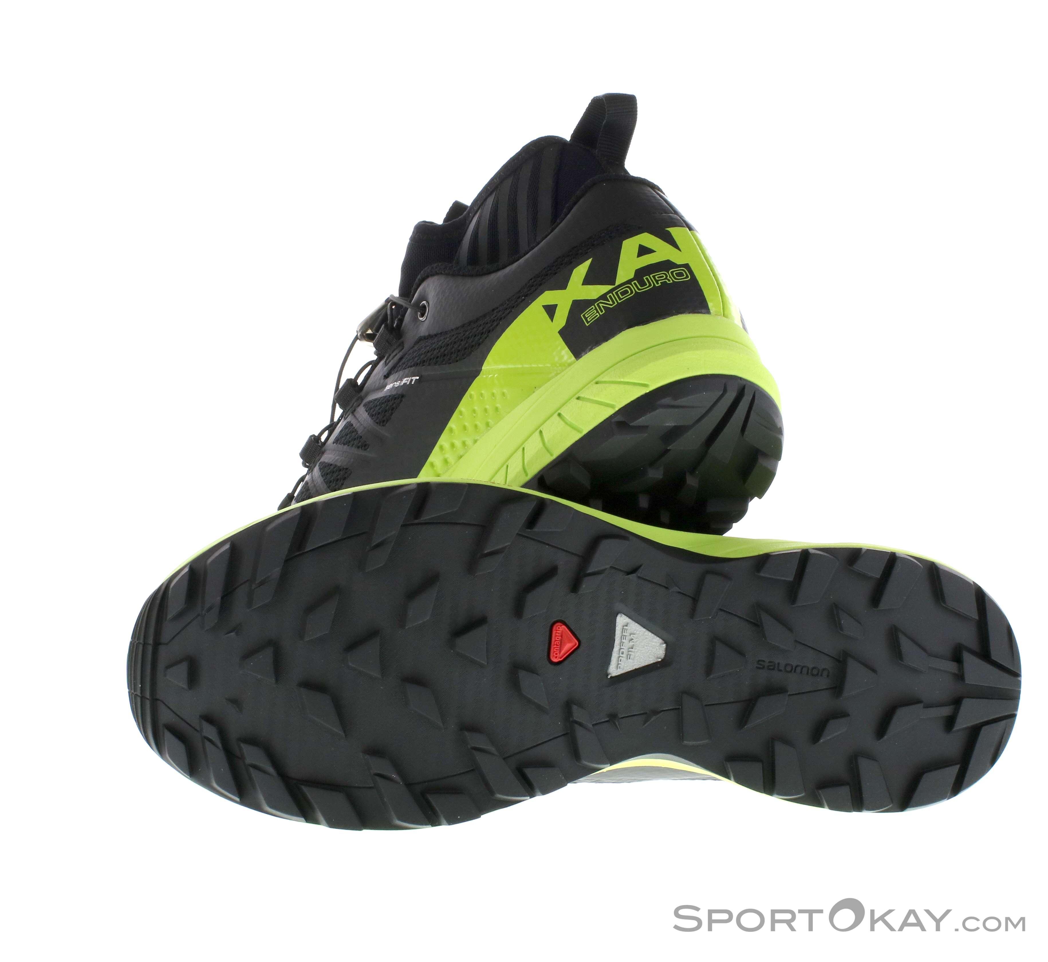 Xa Shoes Running Trail Mens Enduro Salomon pdqAFww