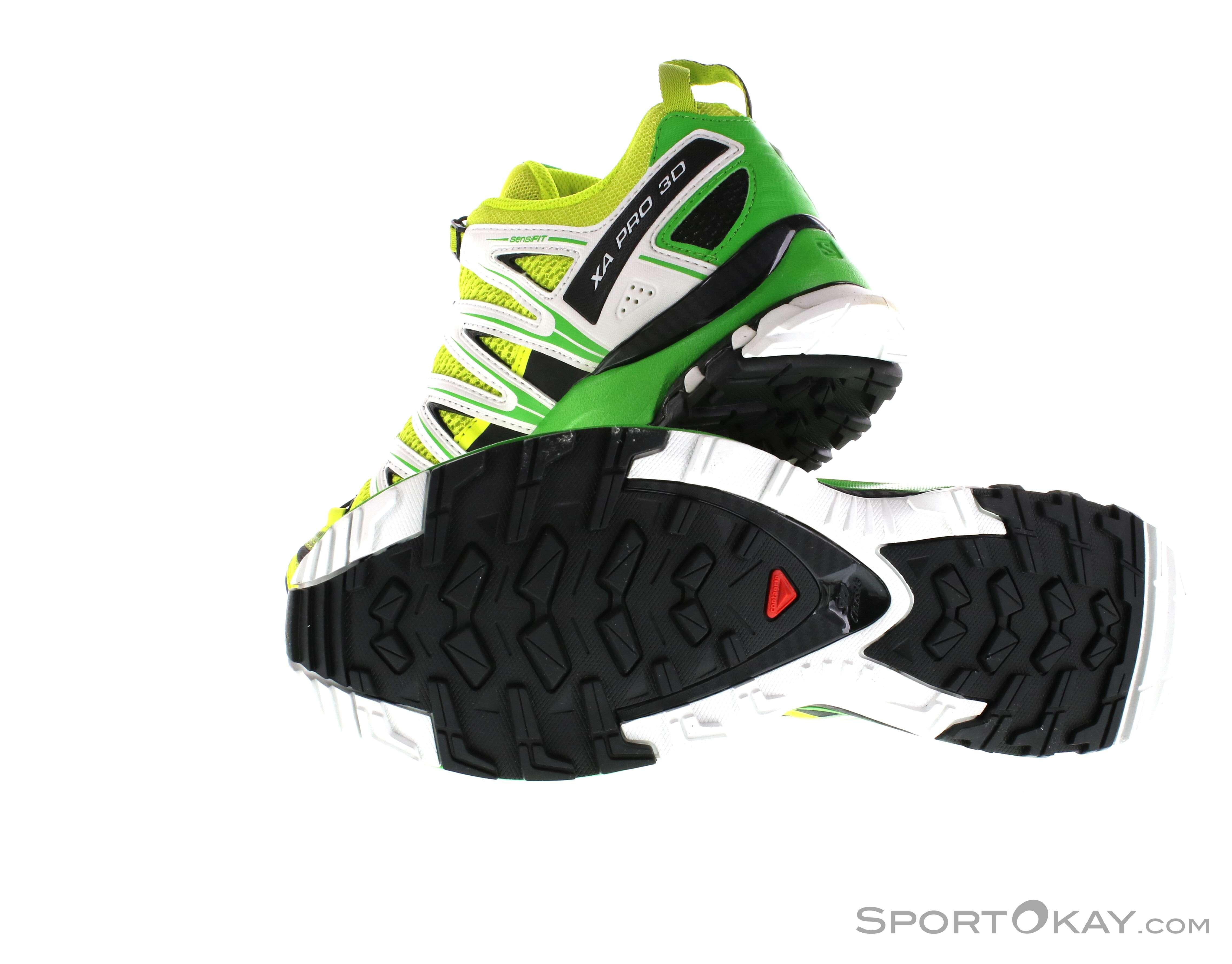 Salomon XA Pro 3D Mens Trail Running Shoes - Men 45e62810ba8