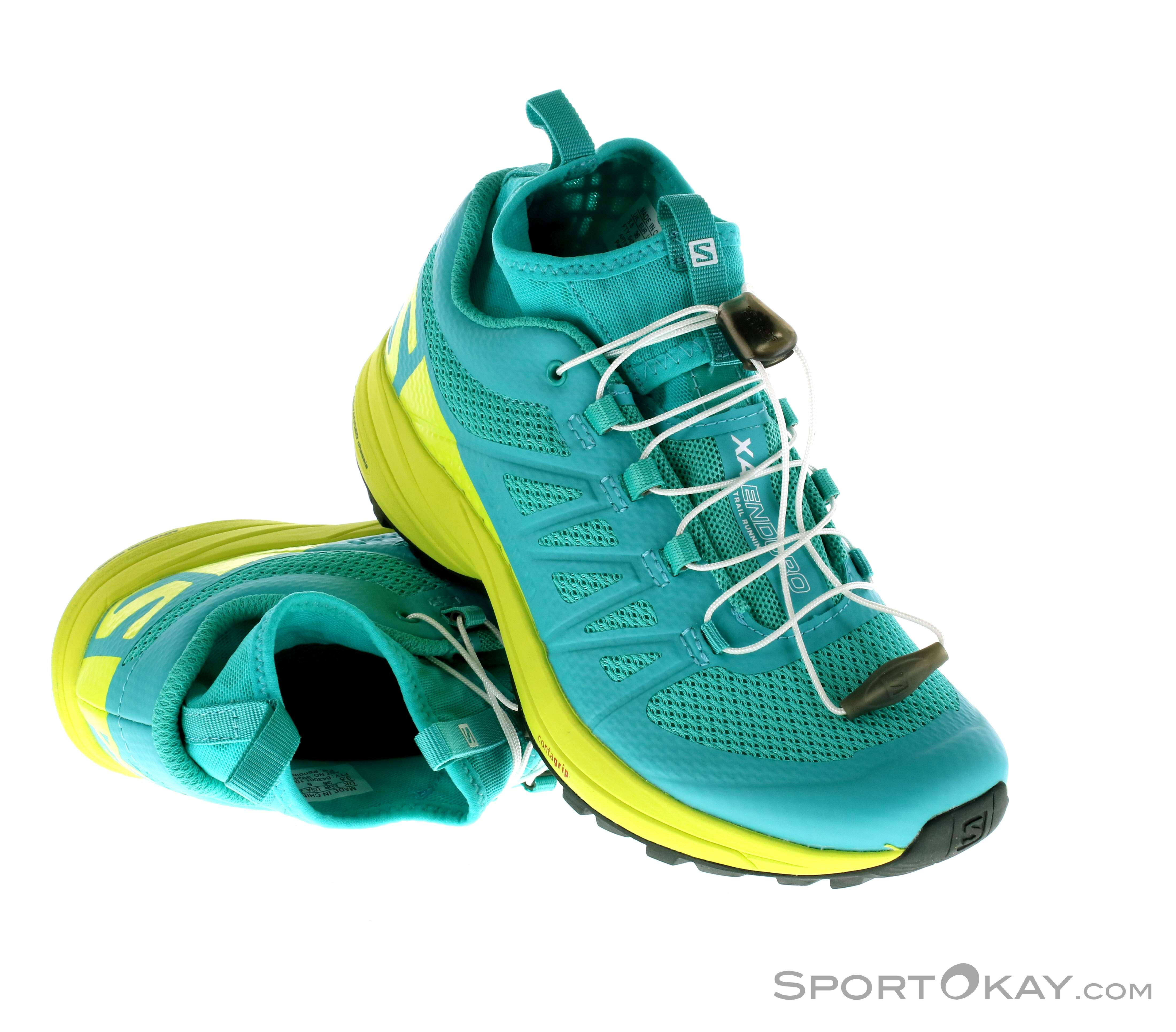 Salomon Salomon XA Enduro Womens Trail Running Shoes