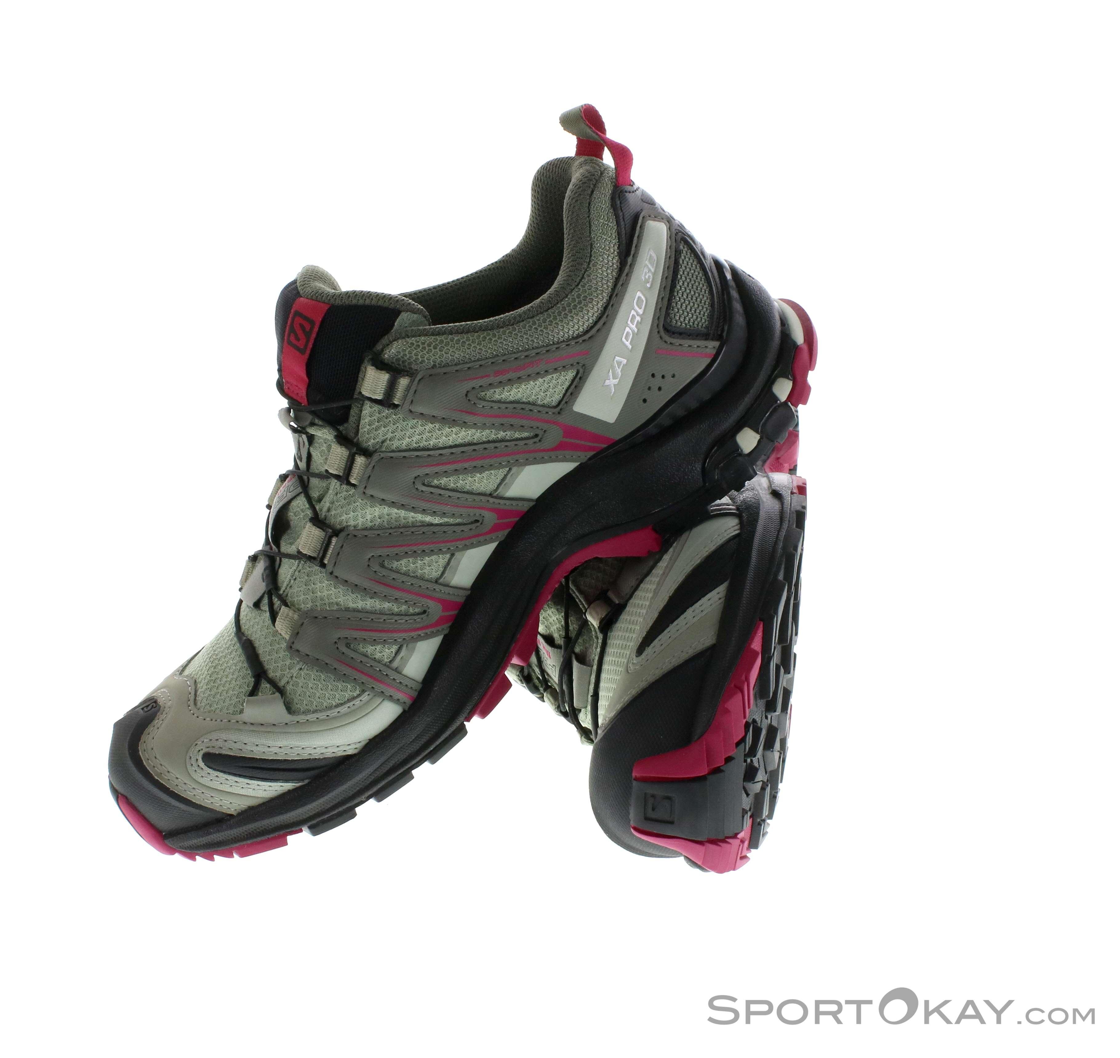 Salomon XA Tex Pro 3D GTX Damen Traillaufschuhe Gore Tex XA 7ddba2