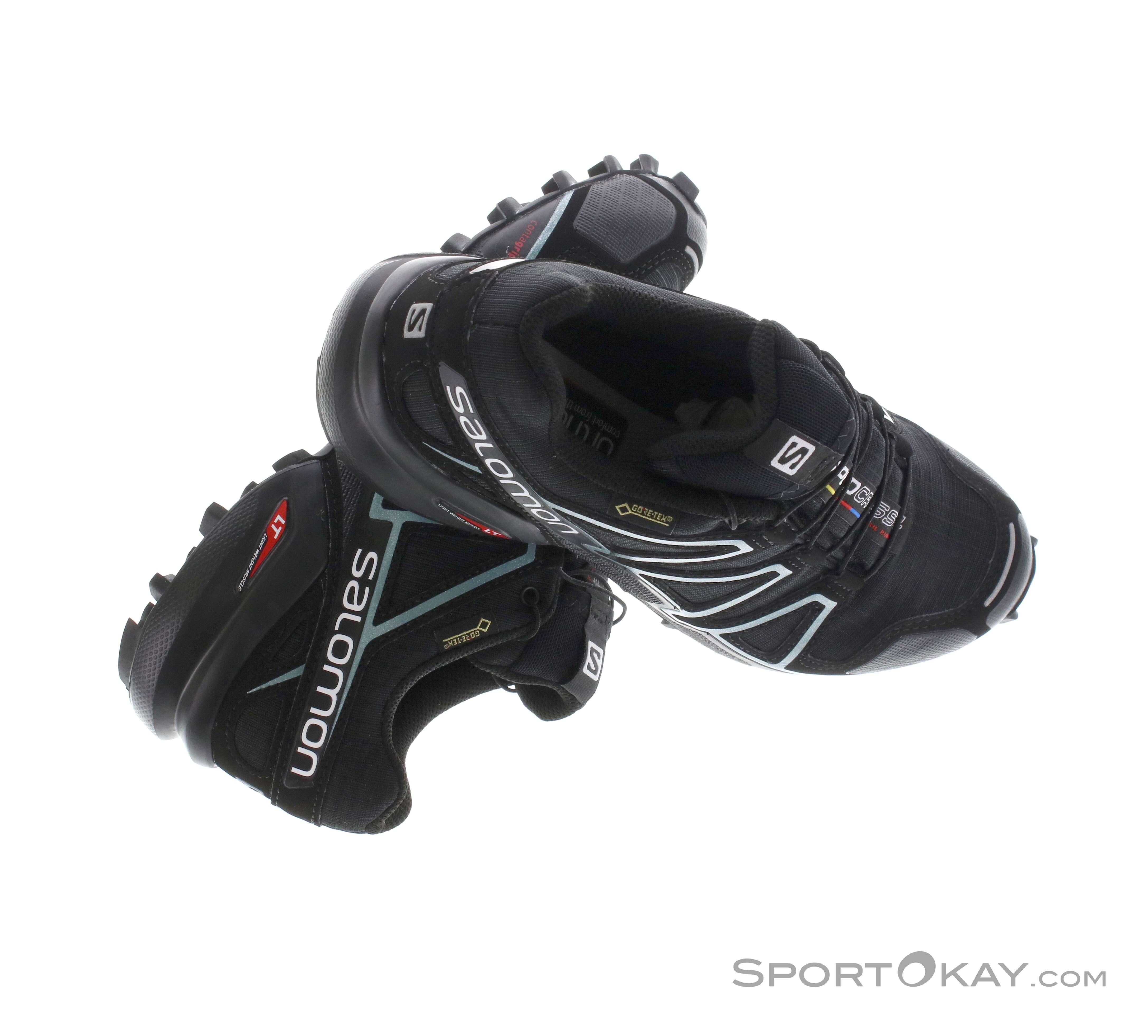 à bas prix a5665 93164 Salomon Salomon Speedcross 4 Womens Running Shoes Gore-Tex