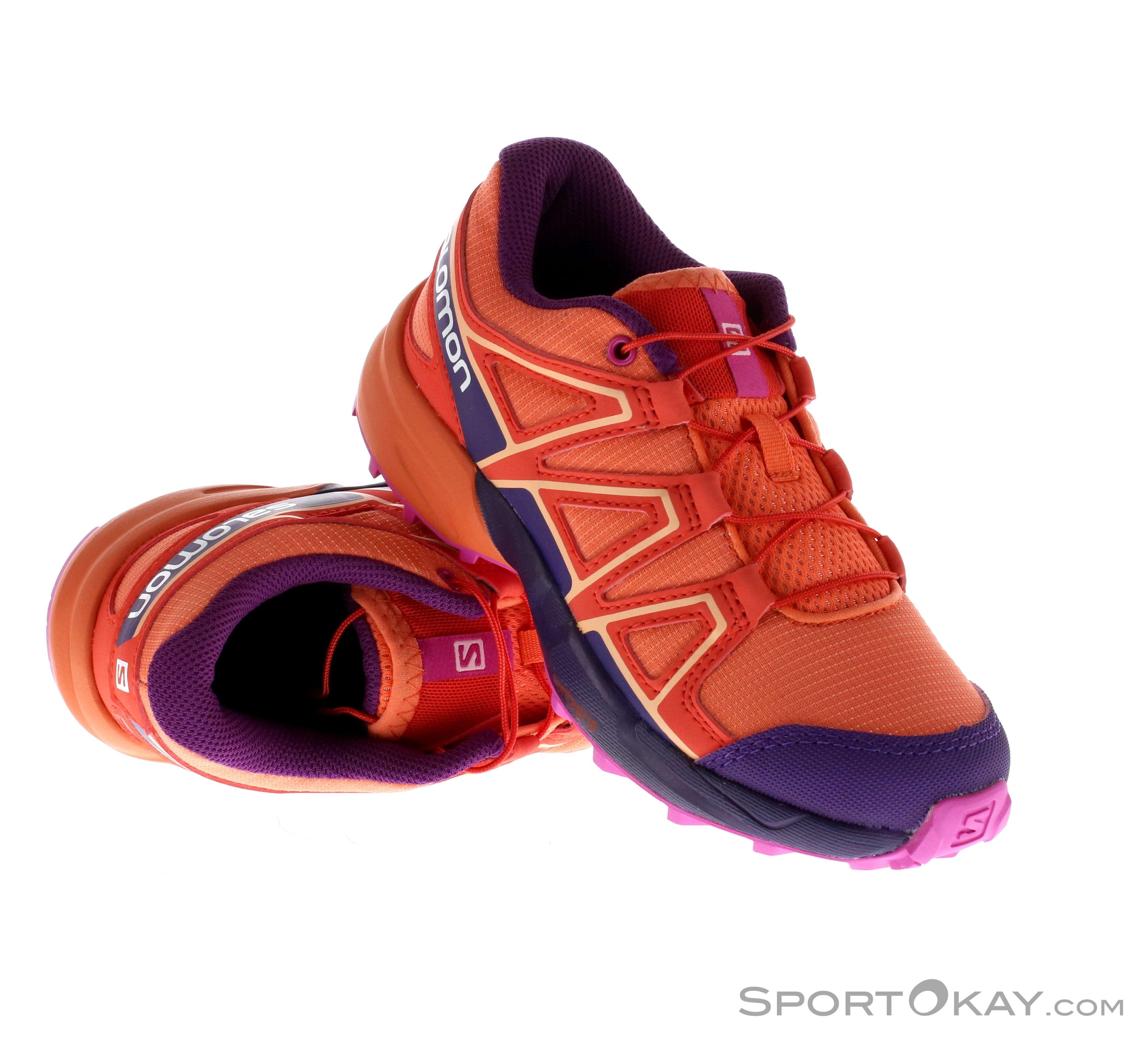 Da Running Trail Speedcross Salomon Bambini Scarpe f6Yb7gyv