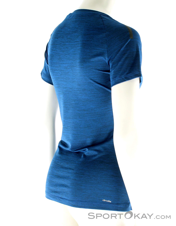 adidas adidas Performance Tee Womens Fitness Shirt
