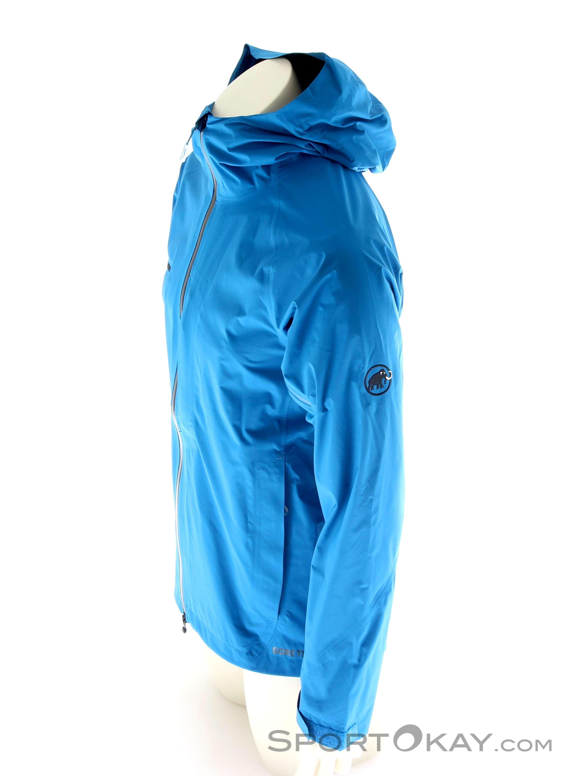 Mens jacket hs code - Mammut Runbold Guide Hs Jacket Mens Ski Touring Jacket Mammut Blue Male