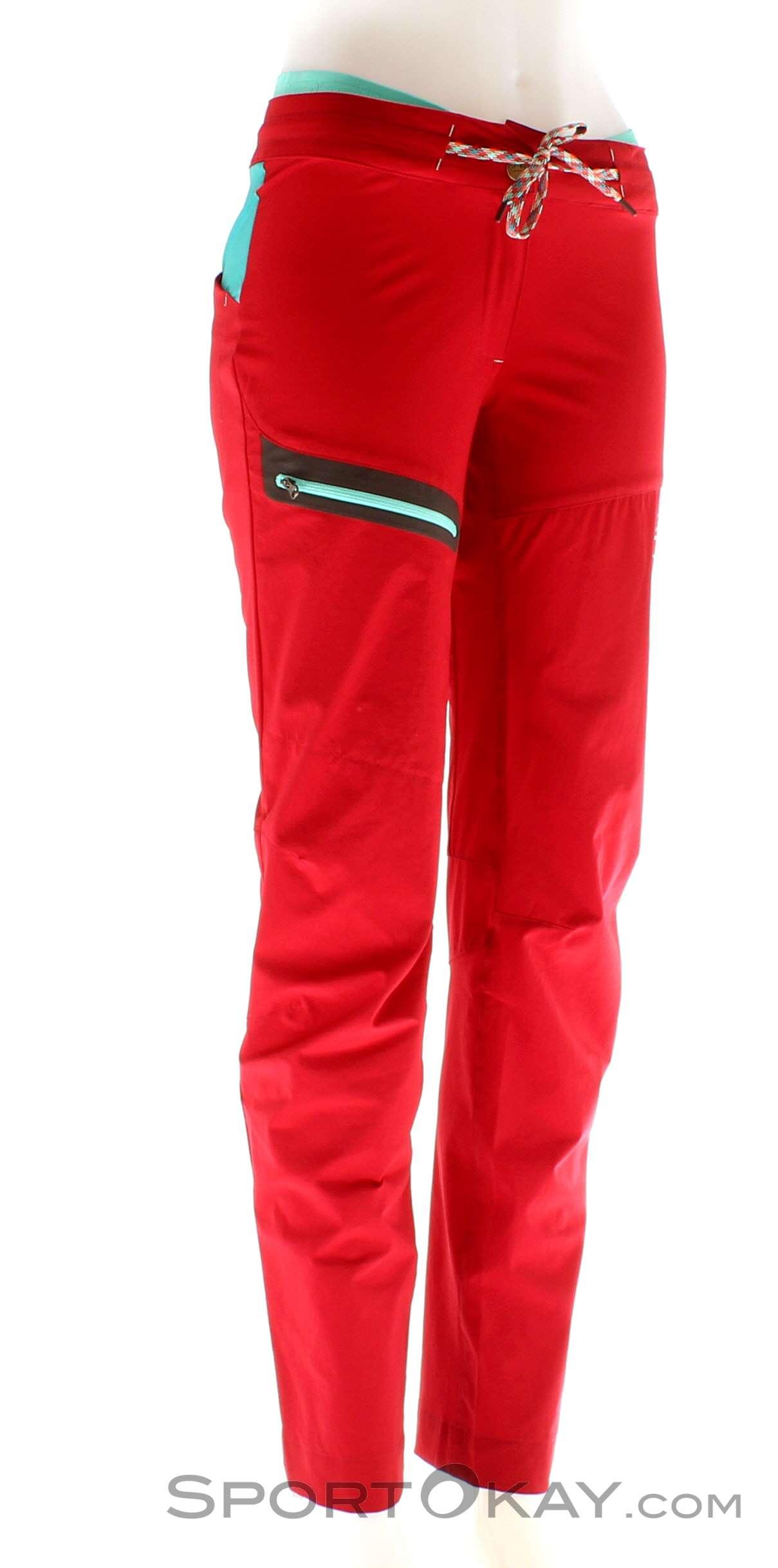 La Sportiva TX Pant Damen Kletterhose, La Sportiva, Pink-Rosa, , Damen, 0024-10326, 5637527109, 801216243881, N1-01.jpg