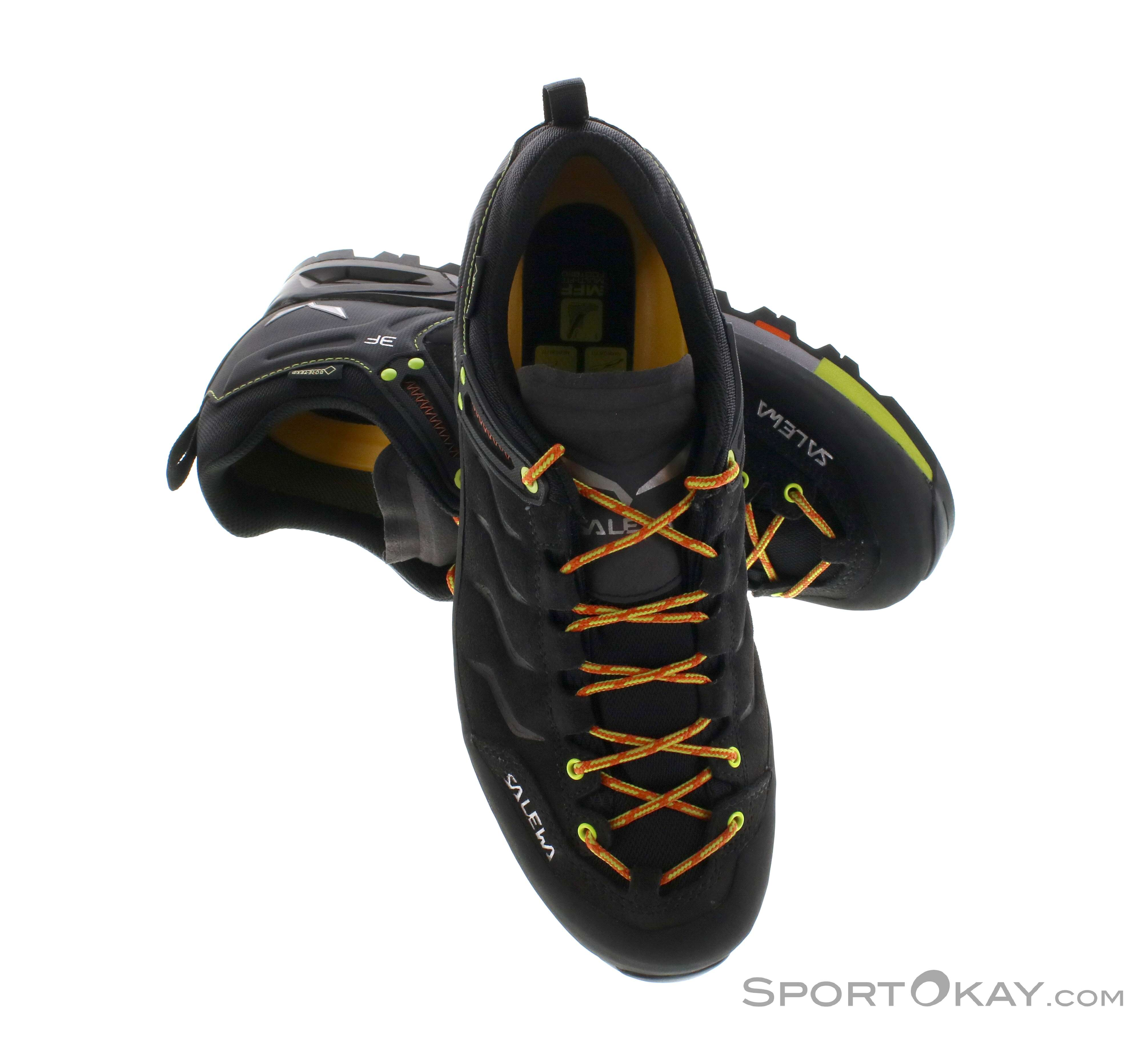 Salewa Salewa MTN Trainer MS GTX Mens Hiking Boots Gore Tex
