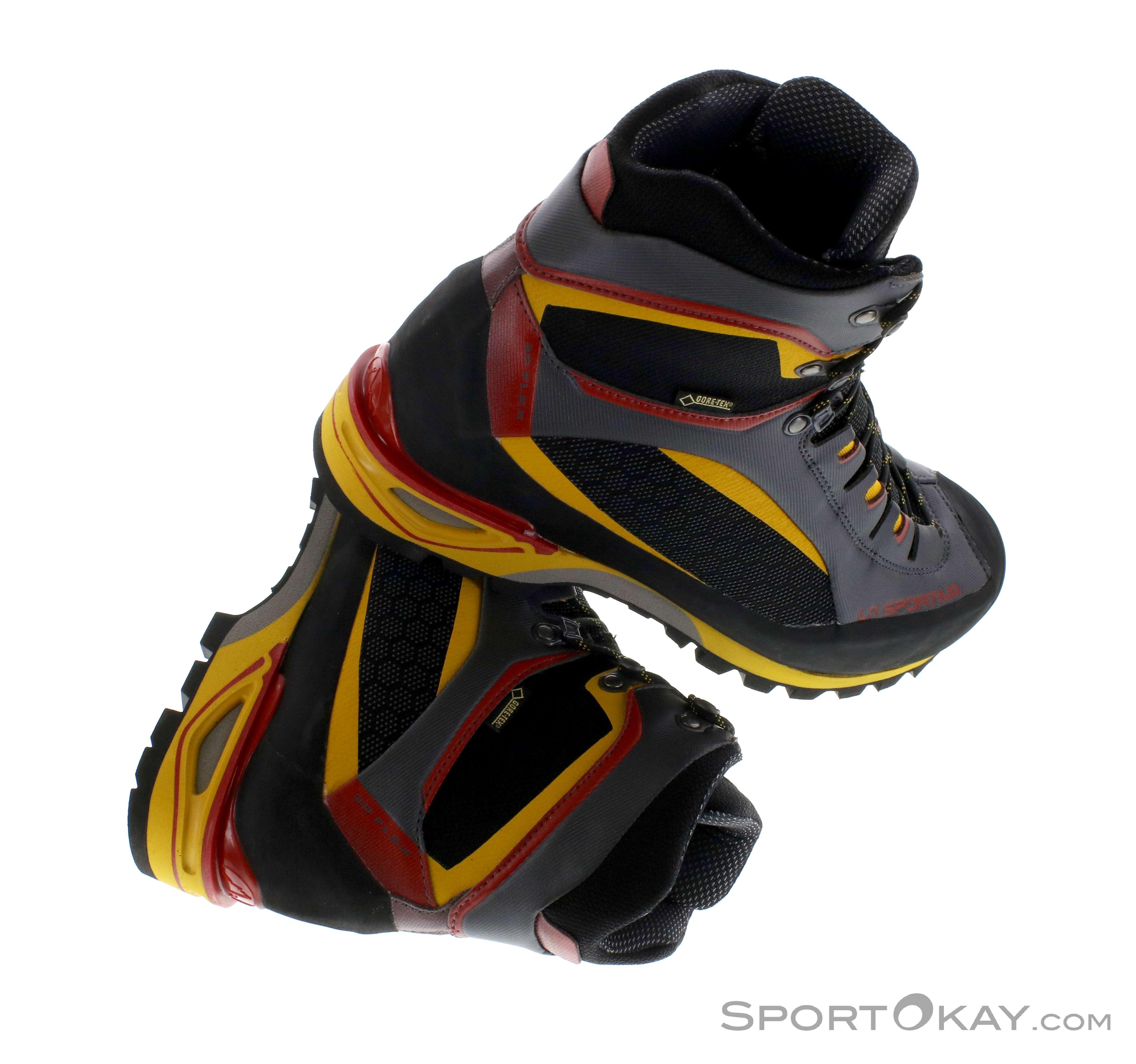 La Sportiva La Sportiva Trango Tower Mens Mountaineering Boots Gore Tex