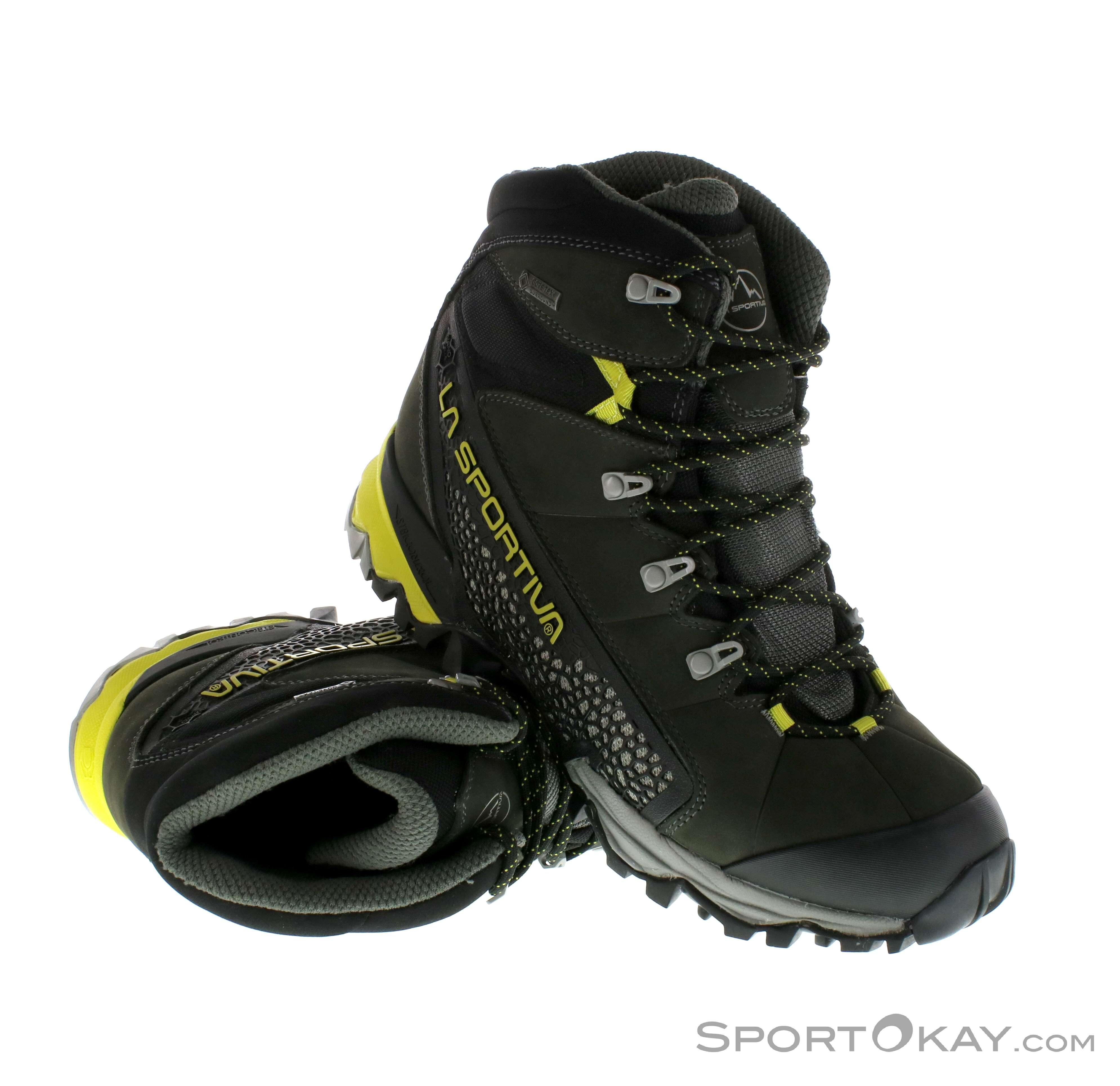 La Sportiva La Sportiva Nucleo GTX Mens Mountaineering Boots Gore Tex