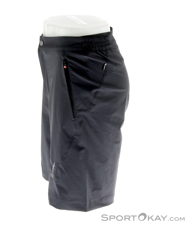 Löffler Löffler Shorts Comfort CSL Herren Bikehose mit Innenhose