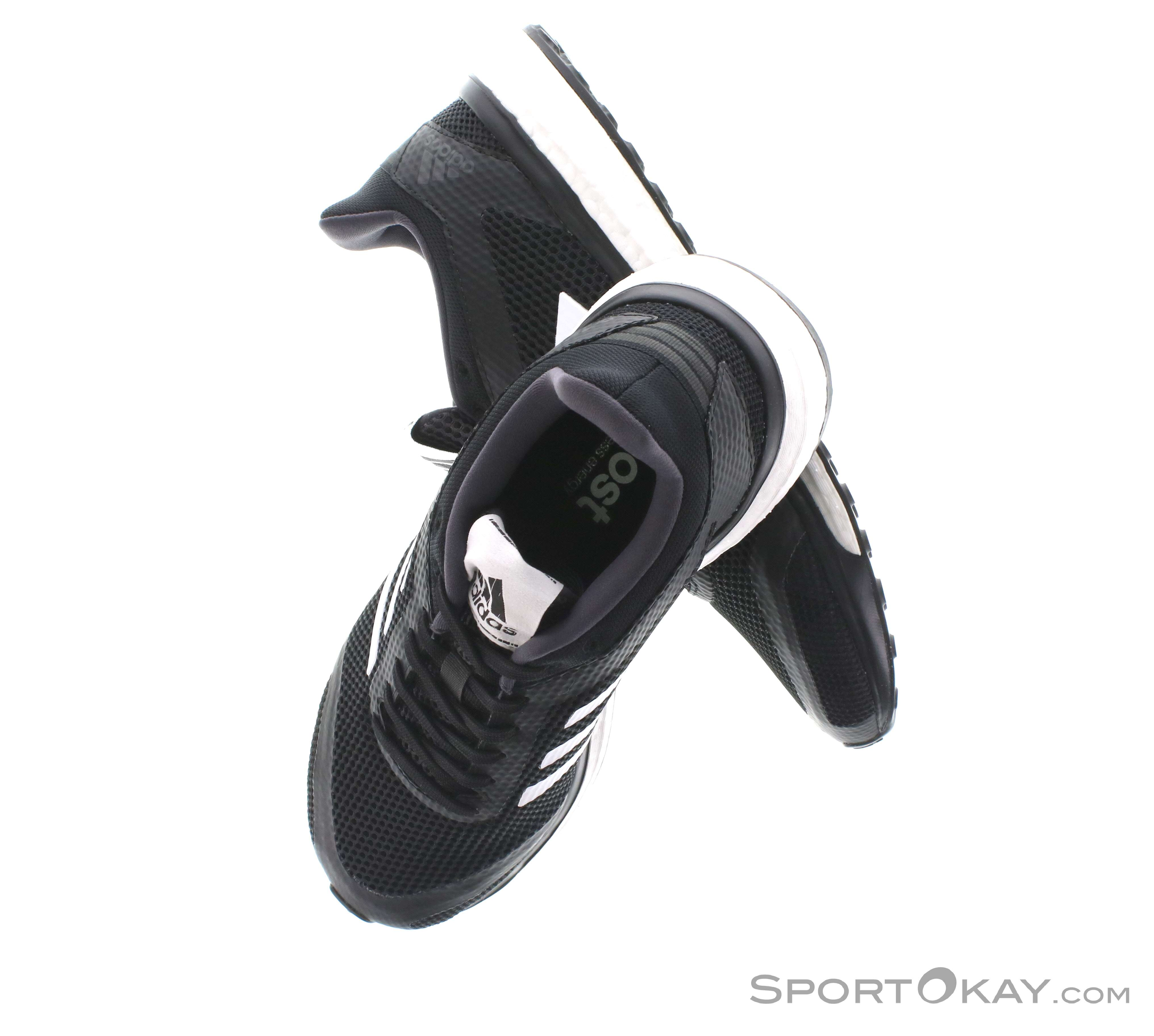 new concept 6a600 827d5 adidas Response+M Mens Running Shoes, adidas, Black, , Male, 0002