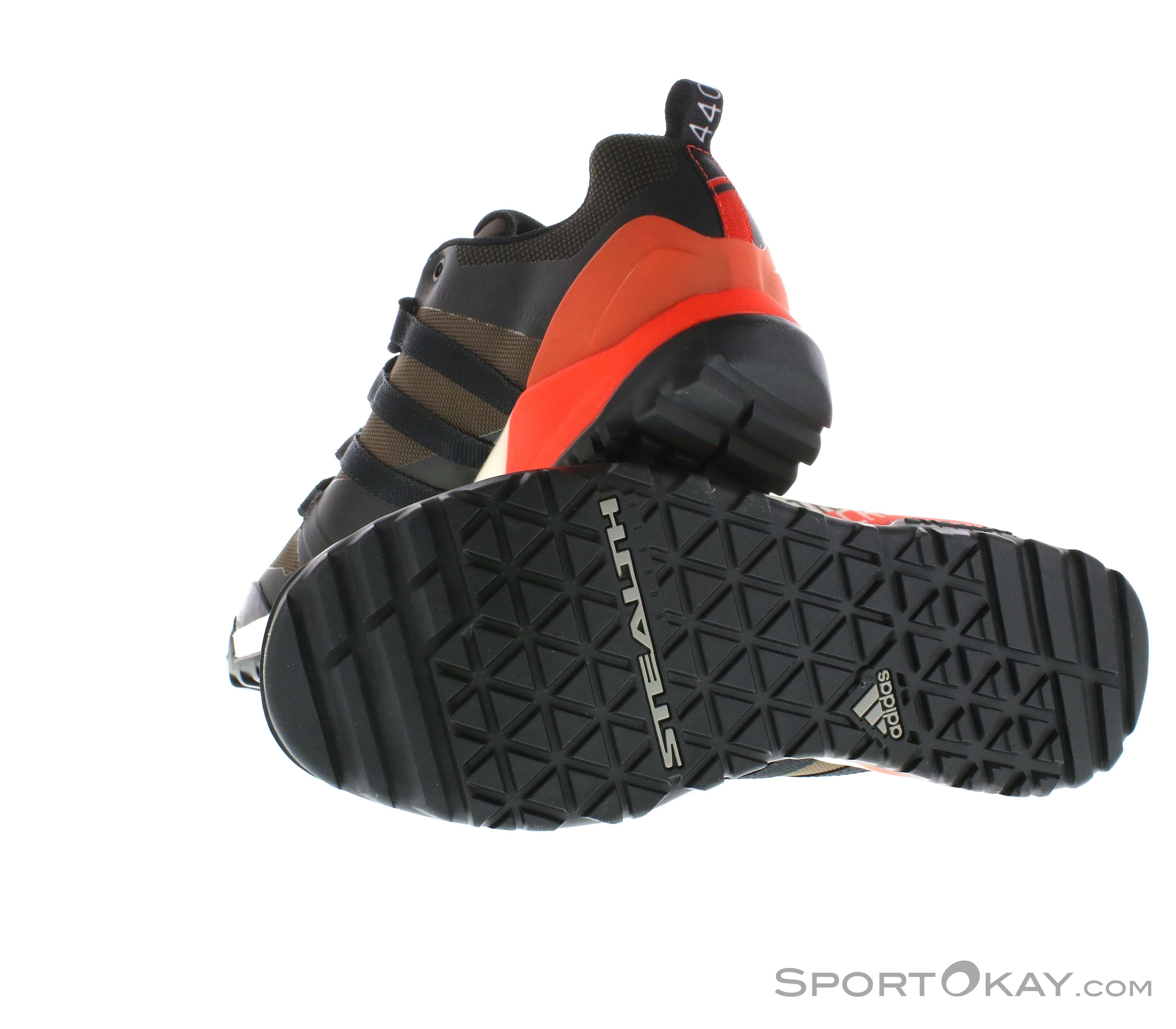 best website db4bb f7441 adidas Terrex Trail Cross SL Uomo Scarpe da Bici , adidas, Nero, , Uomo