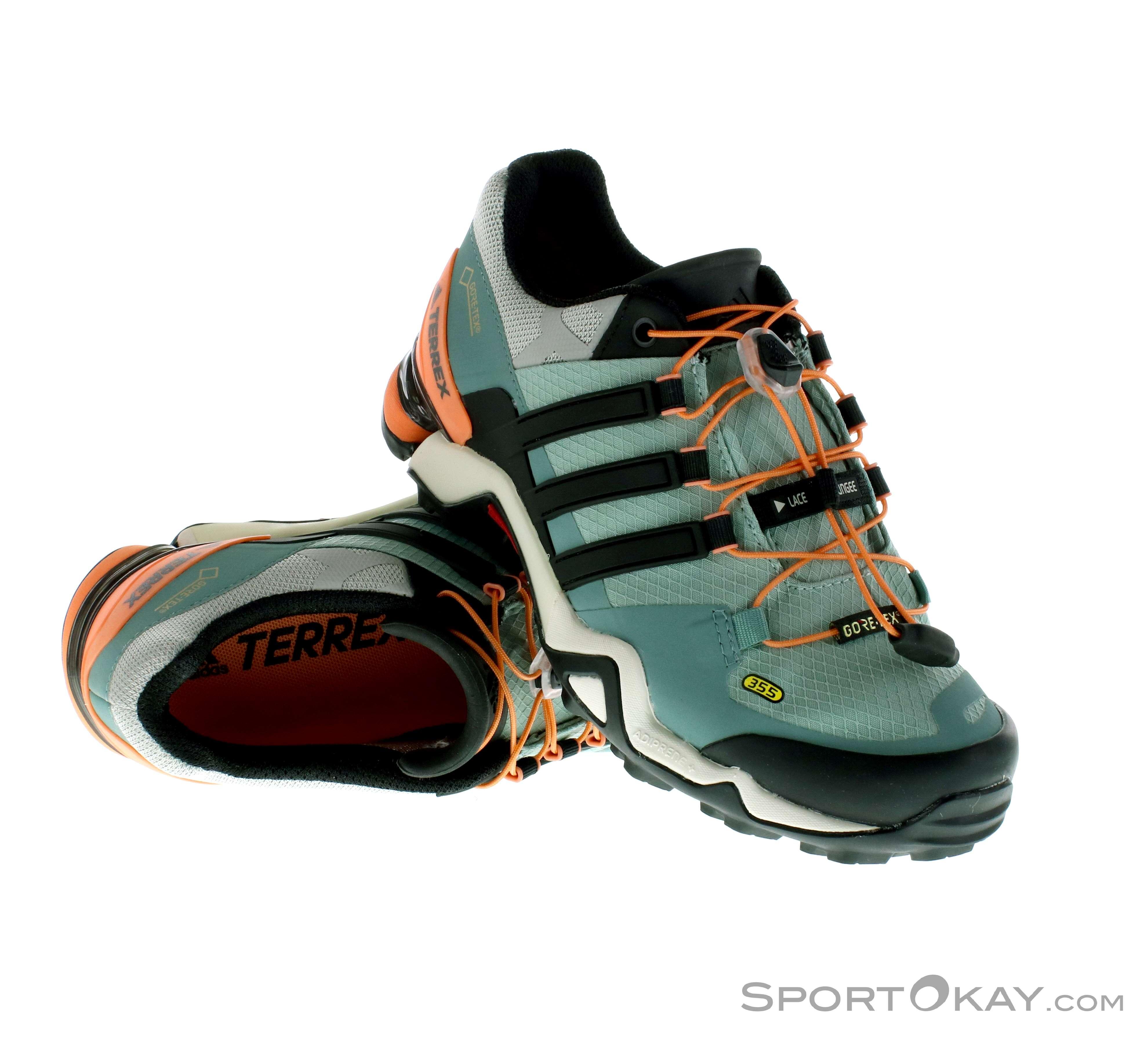 f6838b708 adidas Terrex Fast R Womens GTX Trekking Shoes Gore-Tex - Trekking ...