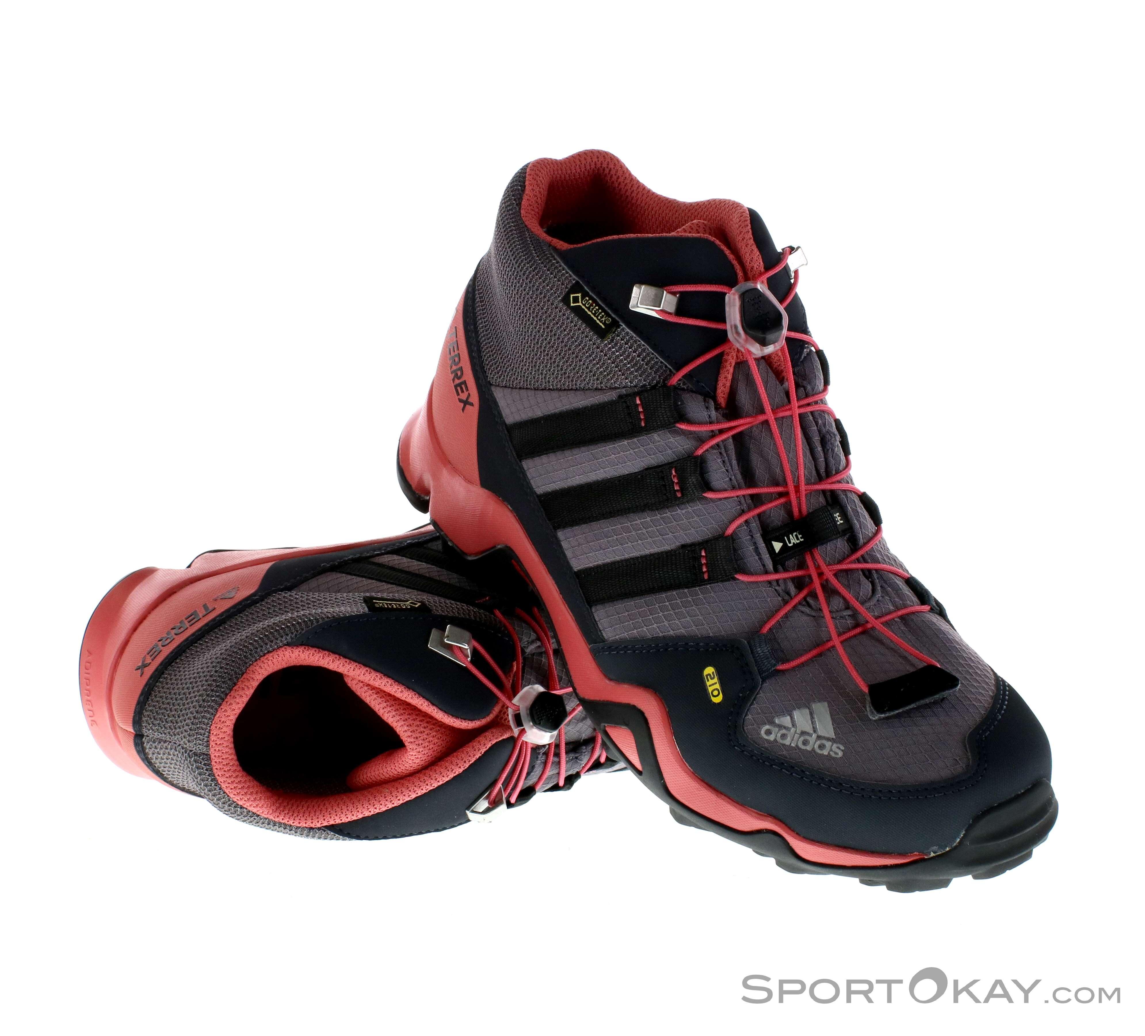 975f77cbc adidas Terrex Mid GTX Kids Hiking Boots Gore-Tex - Hiking Boots ...