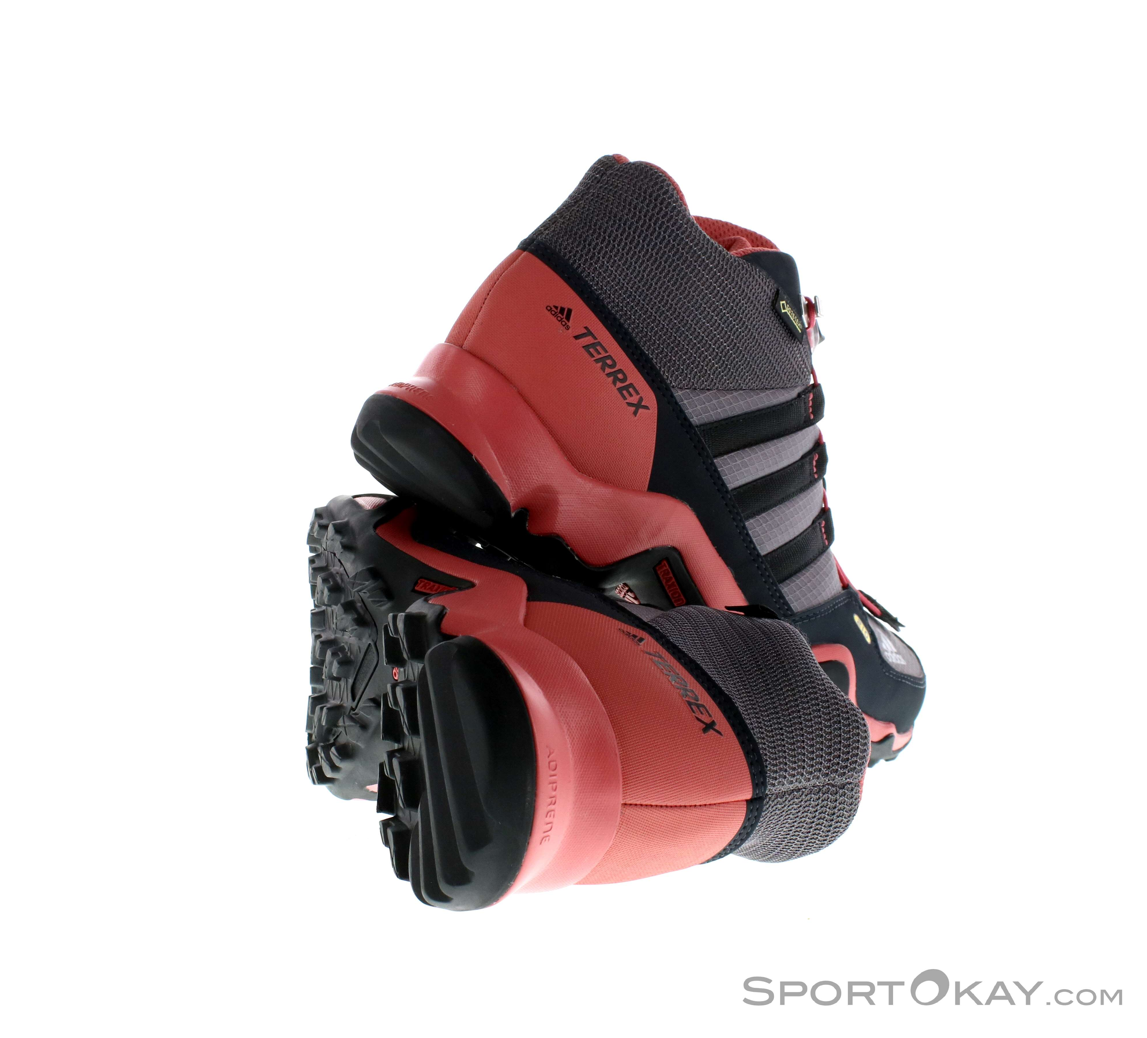 preview of top fashion authentic quality adidas adidas Terrex Mid GTX Kids Hiking Boots Gore-Tex